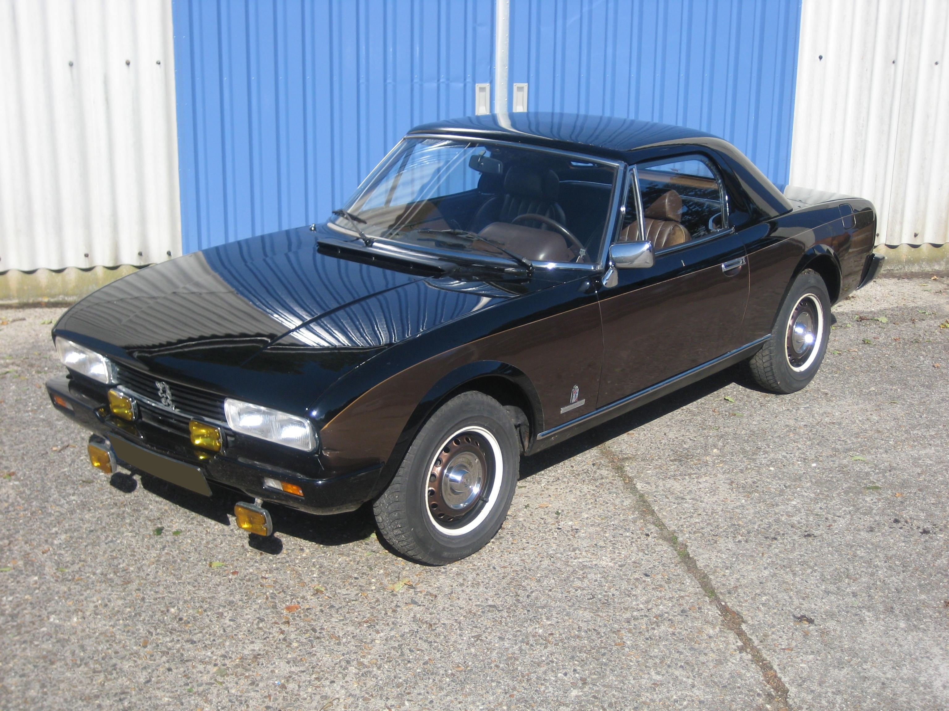 1982 peugeot 504 2l cabriolet chapron hard top classic driver market. Black Bedroom Furniture Sets. Home Design Ideas