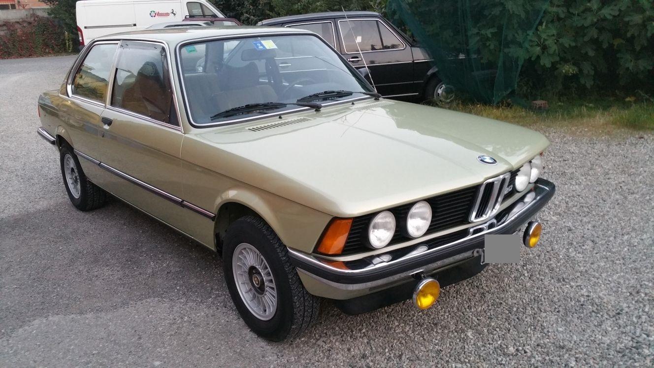 1980 Bmw 320 Oldtimer Zu Verkaufen