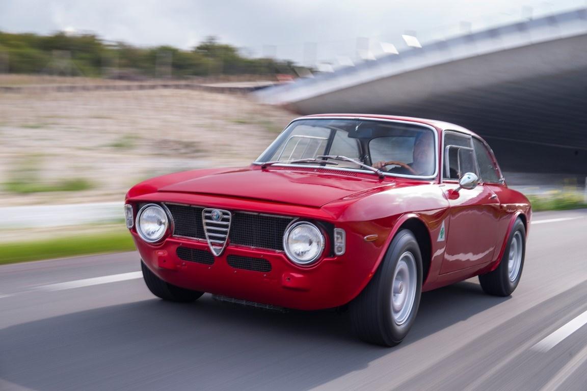 1965 Alfa Romeo GTA - 1600