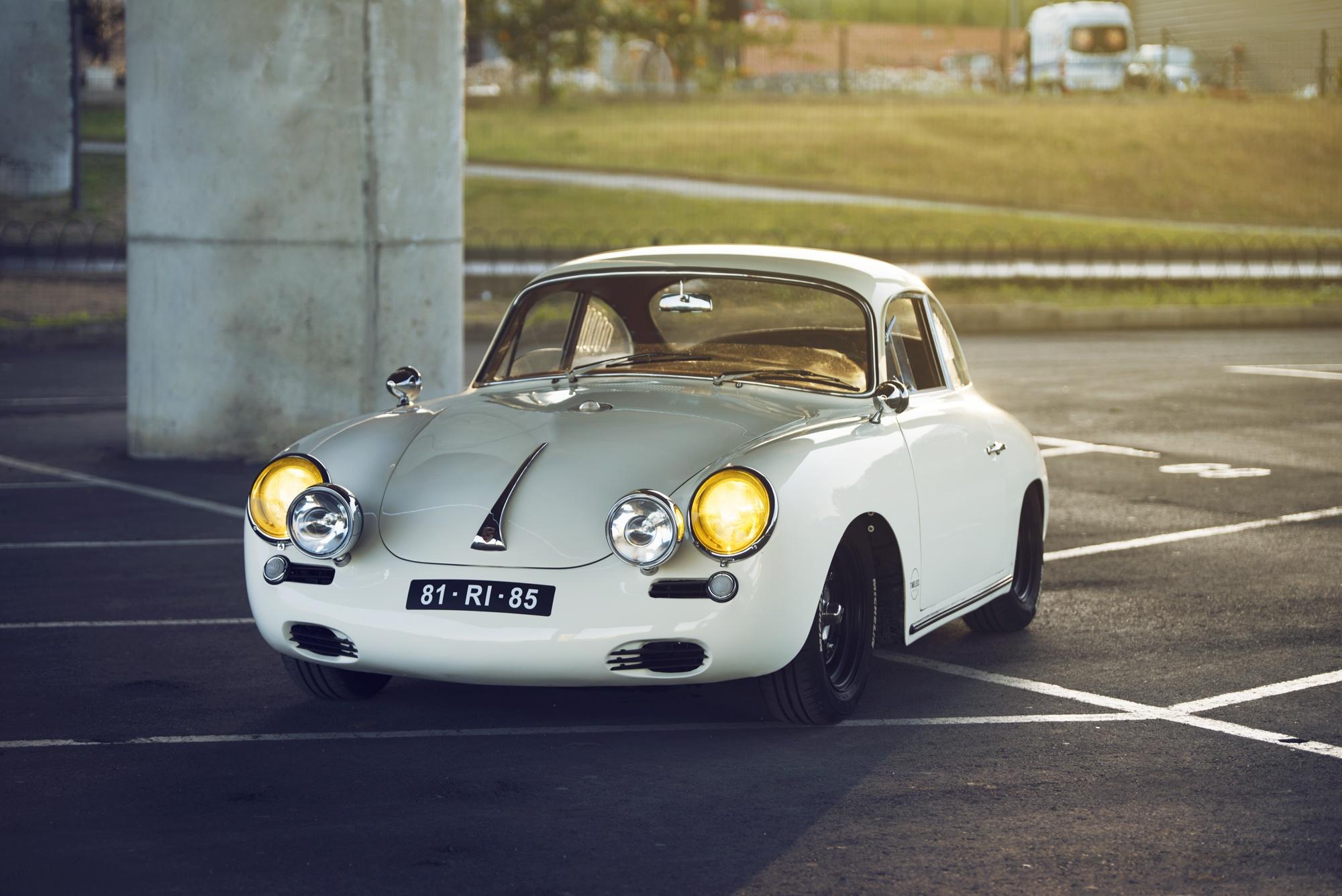 1962 Porsche 356 B 1600 Outlaw Classic Driver Market