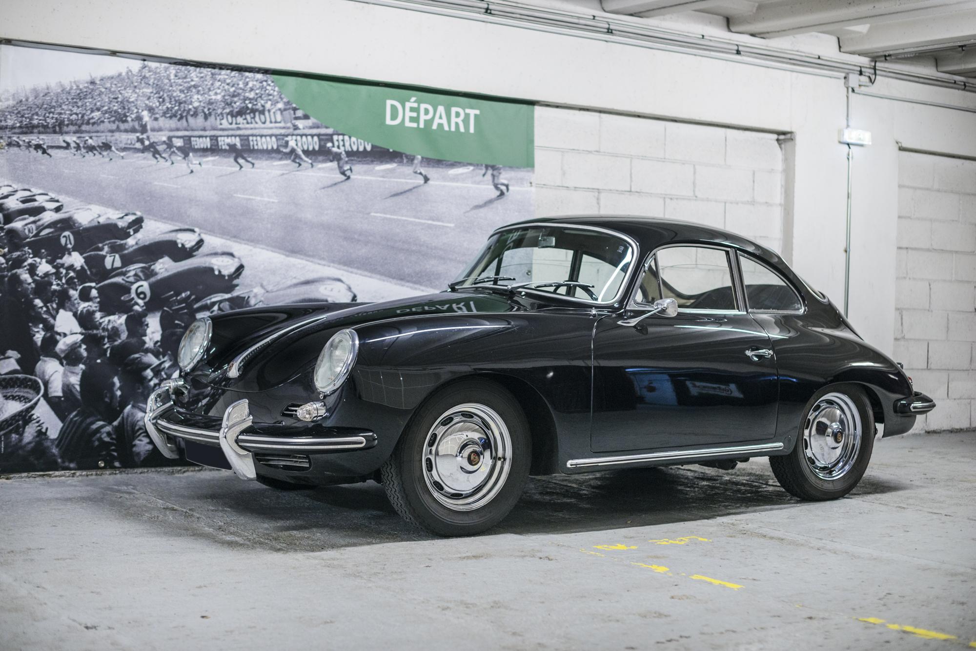 1962 Porsche 356 Bt6 1600 S Classic Driver Market