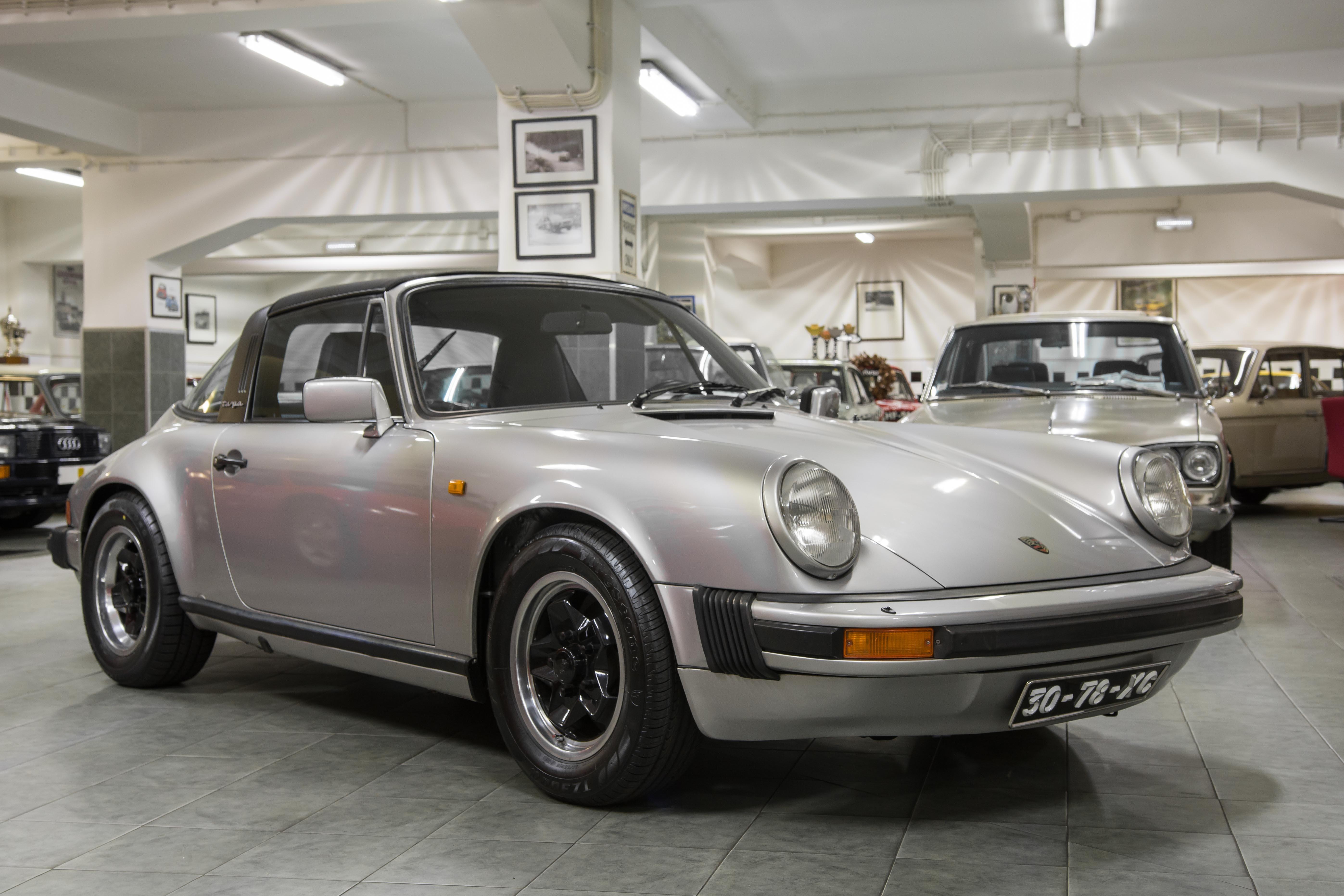 1982 porsche 911 g sc targa classic driver market vanachro Gallery
