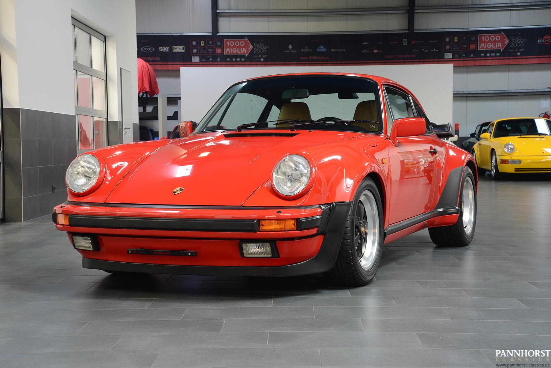 1989 porsche 911 turbo porsche 911 930 turbo coup classic driver market. Black Bedroom Furniture Sets. Home Design Ideas