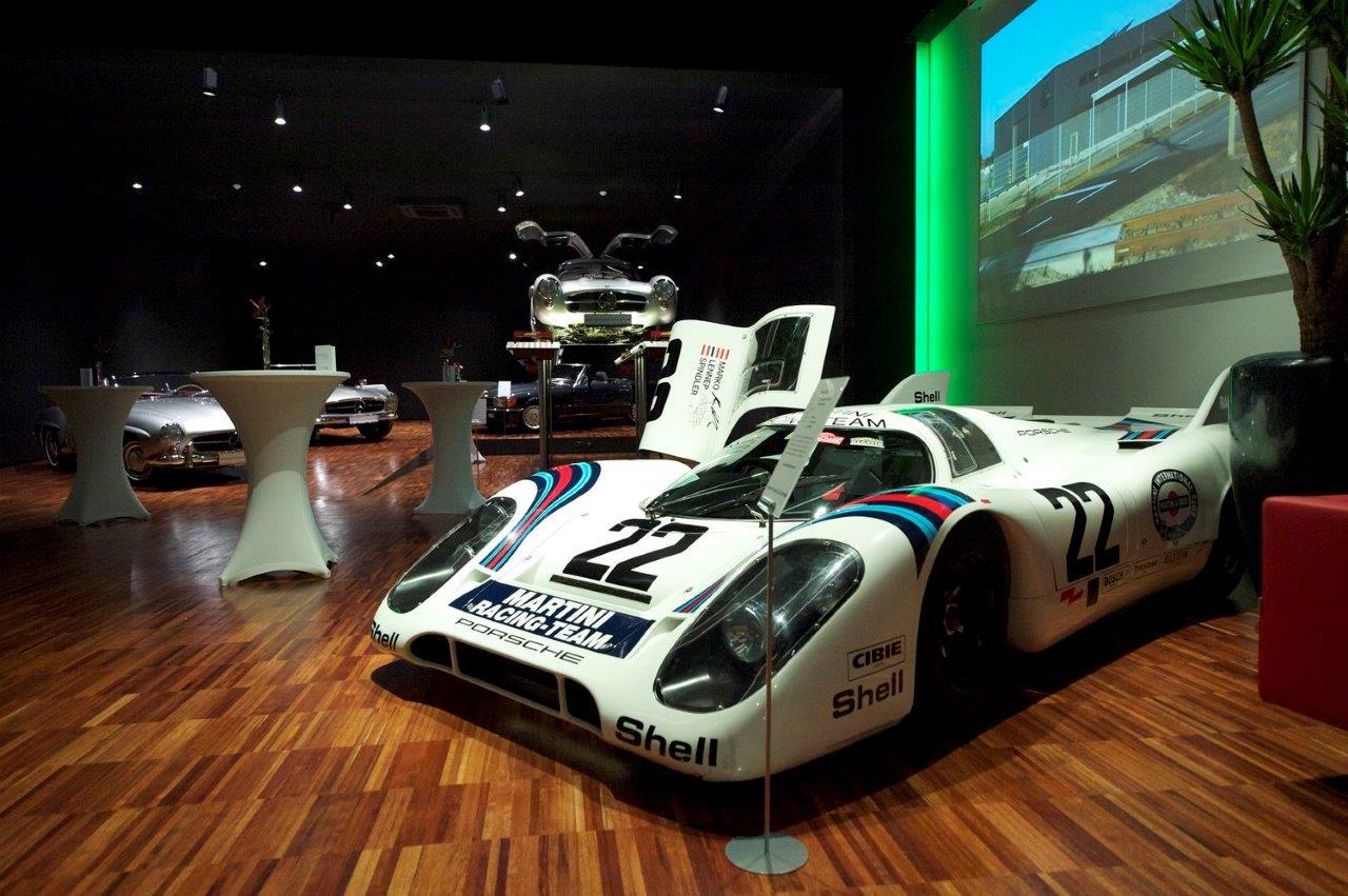 1971 Porsche 917 K Quot Lmk Quot Mit Strassenzulassung Road