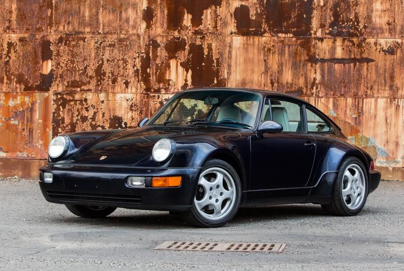 1994 porsche 911 964 carrera widebody classic driver market. Black Bedroom Furniture Sets. Home Design Ideas
