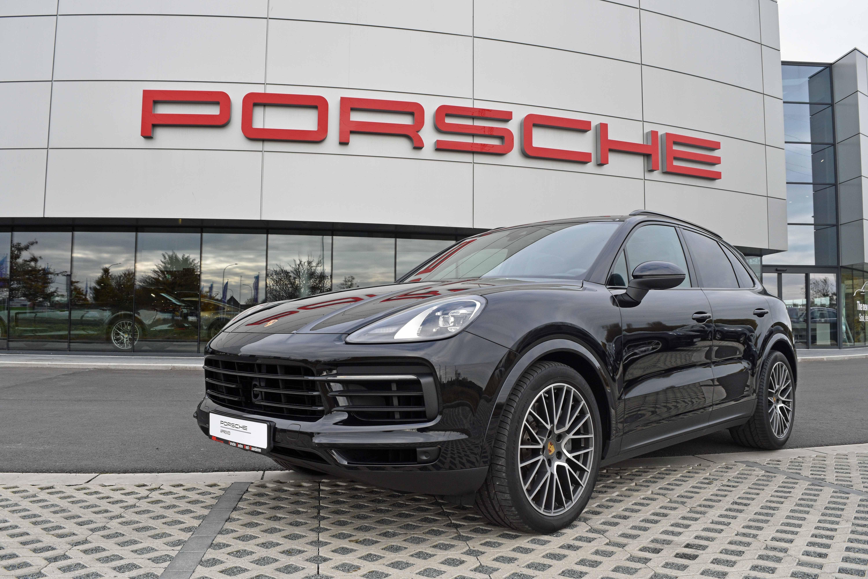 2018 Porsche Cayenne New Cayenne S Porsche Approved