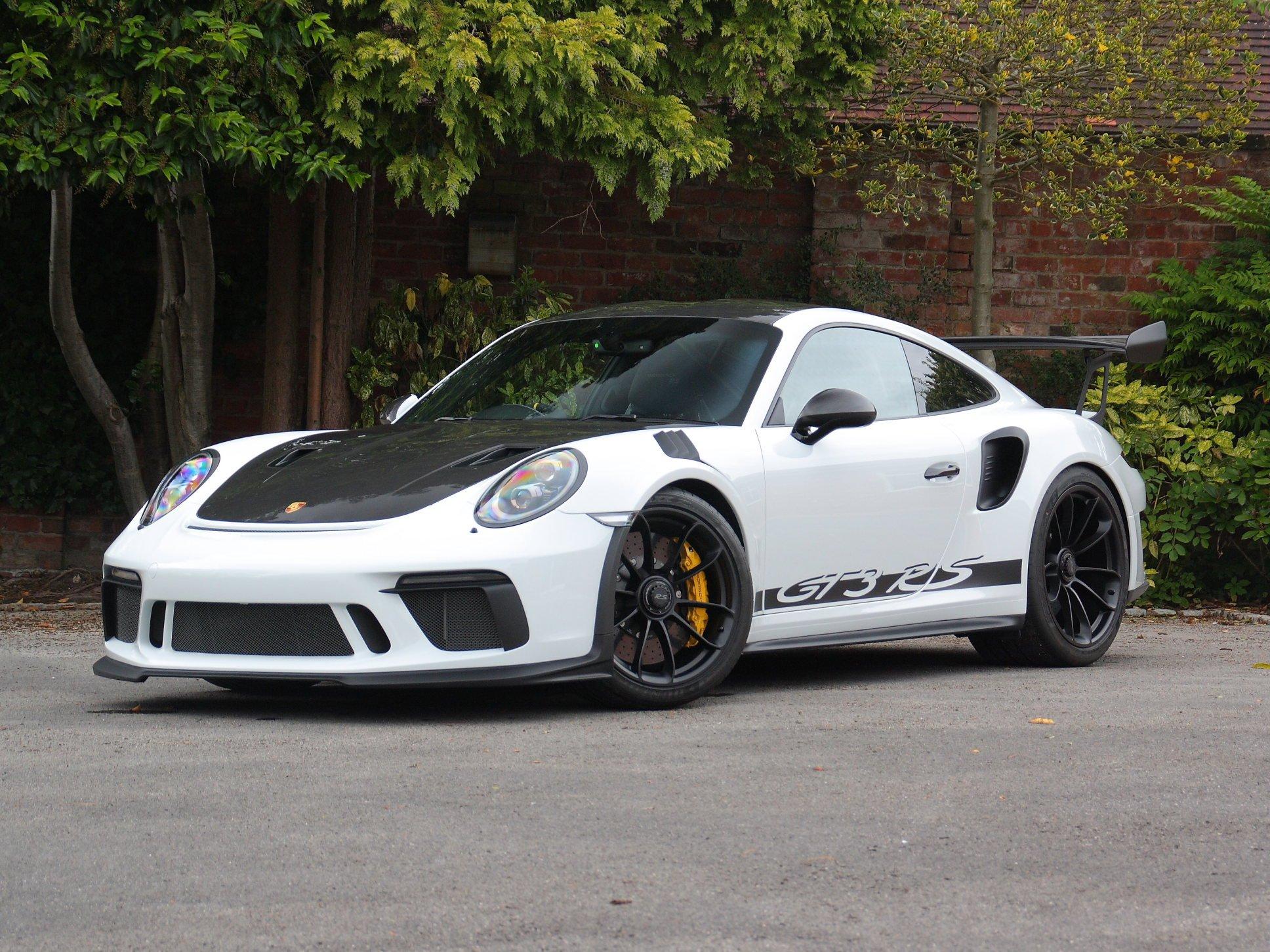2020 Porsche 911 Gt3 911 991 2 Gt3 Rs Classic Driver Market