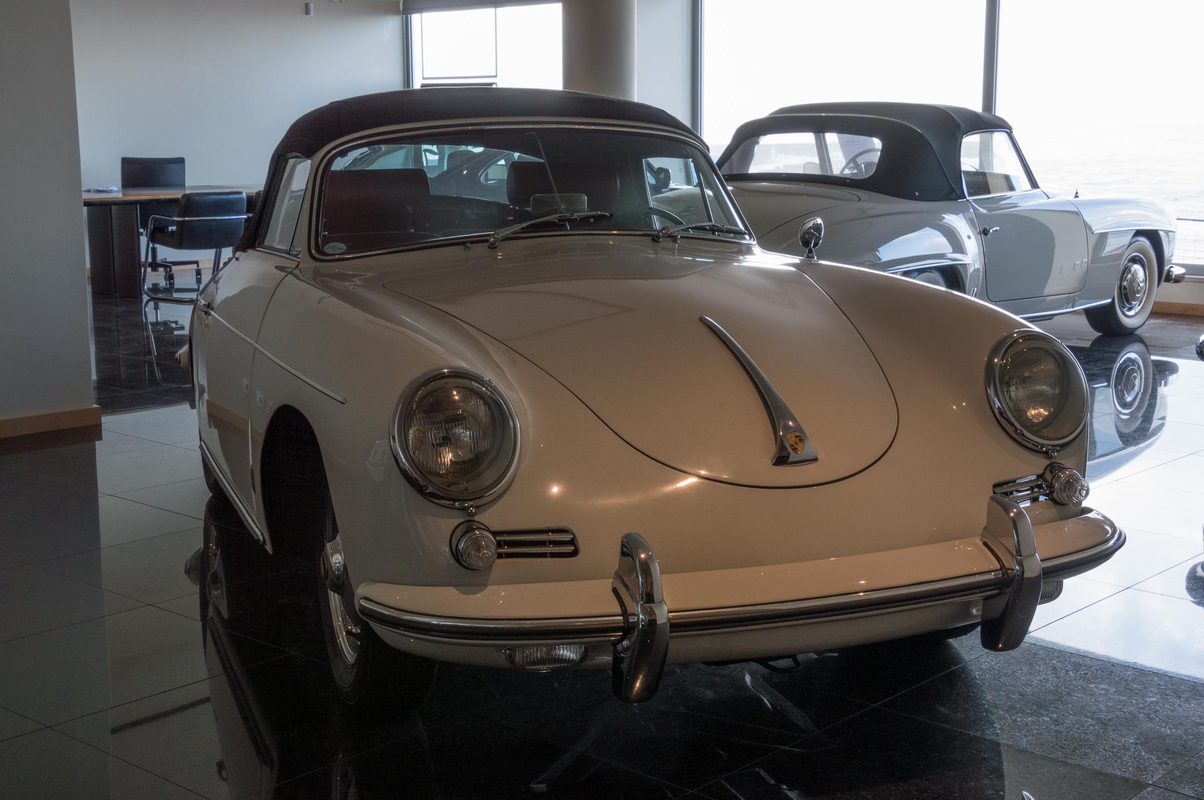 1960 Porsche 356 B T5 Super 90 Classic Driver Market