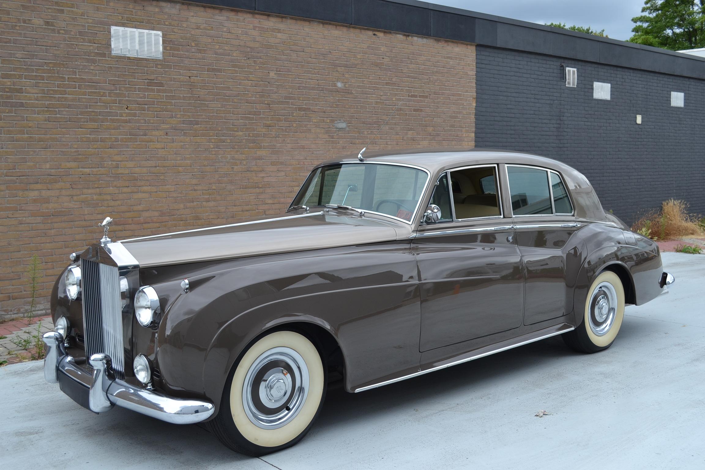 1960 rolls-royce silver cloud ii - saloon | classic driver market