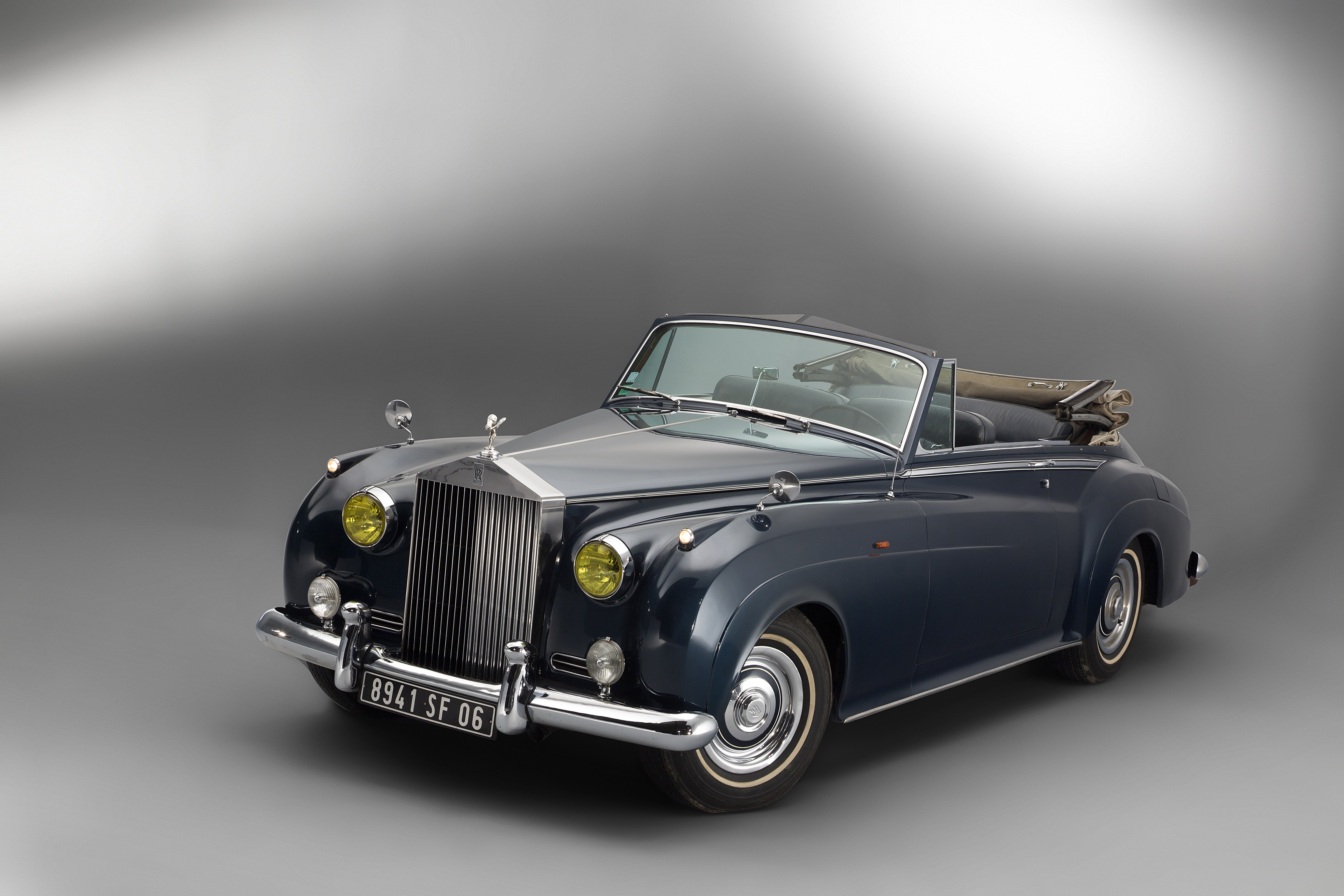 Rolls Royce Silver Cloud >> 1962 Rolls-Royce Silver Cloud II - Convertible by Mulliner ...