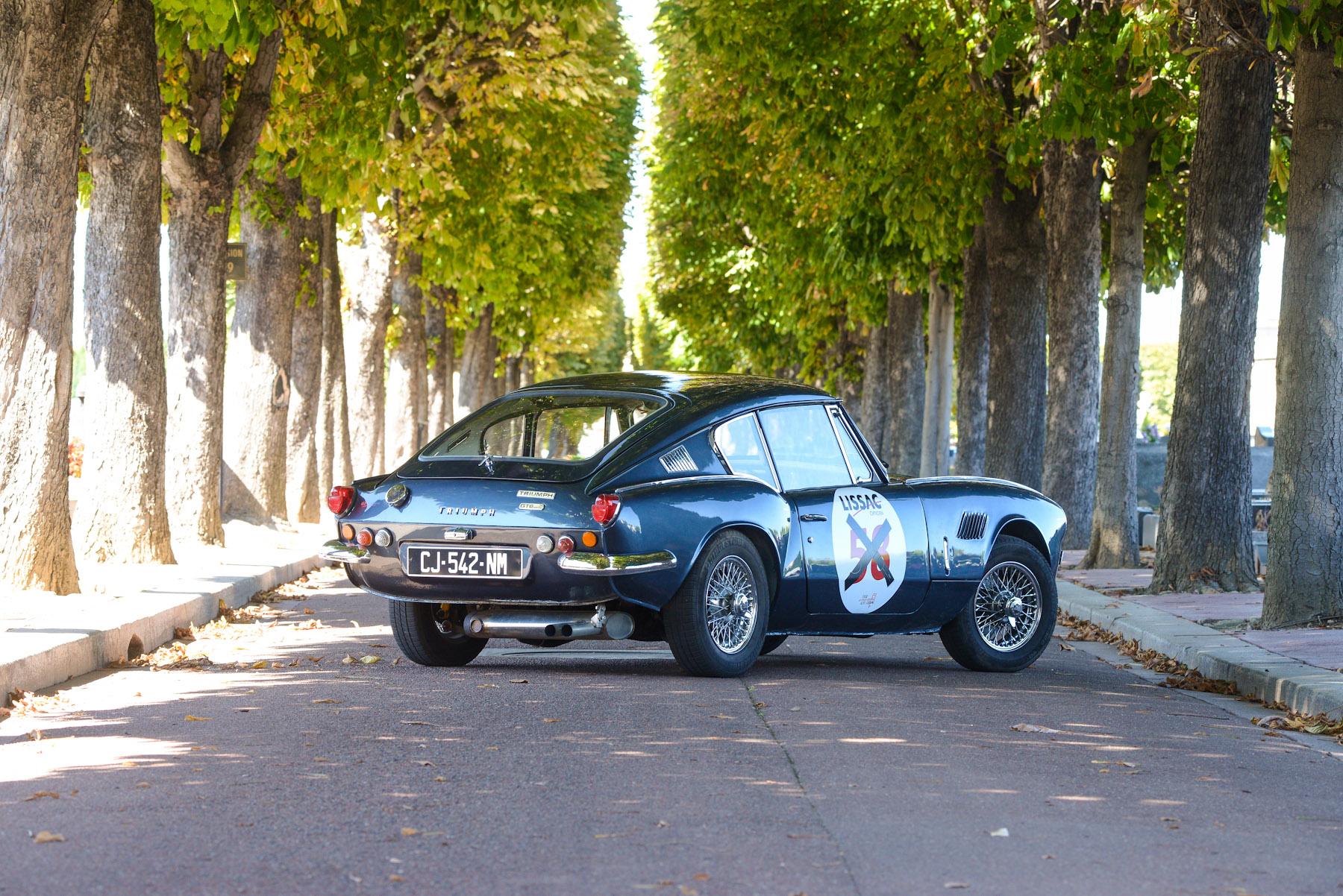 1969 Triumph Gt6 Mkii Classic Driver Market