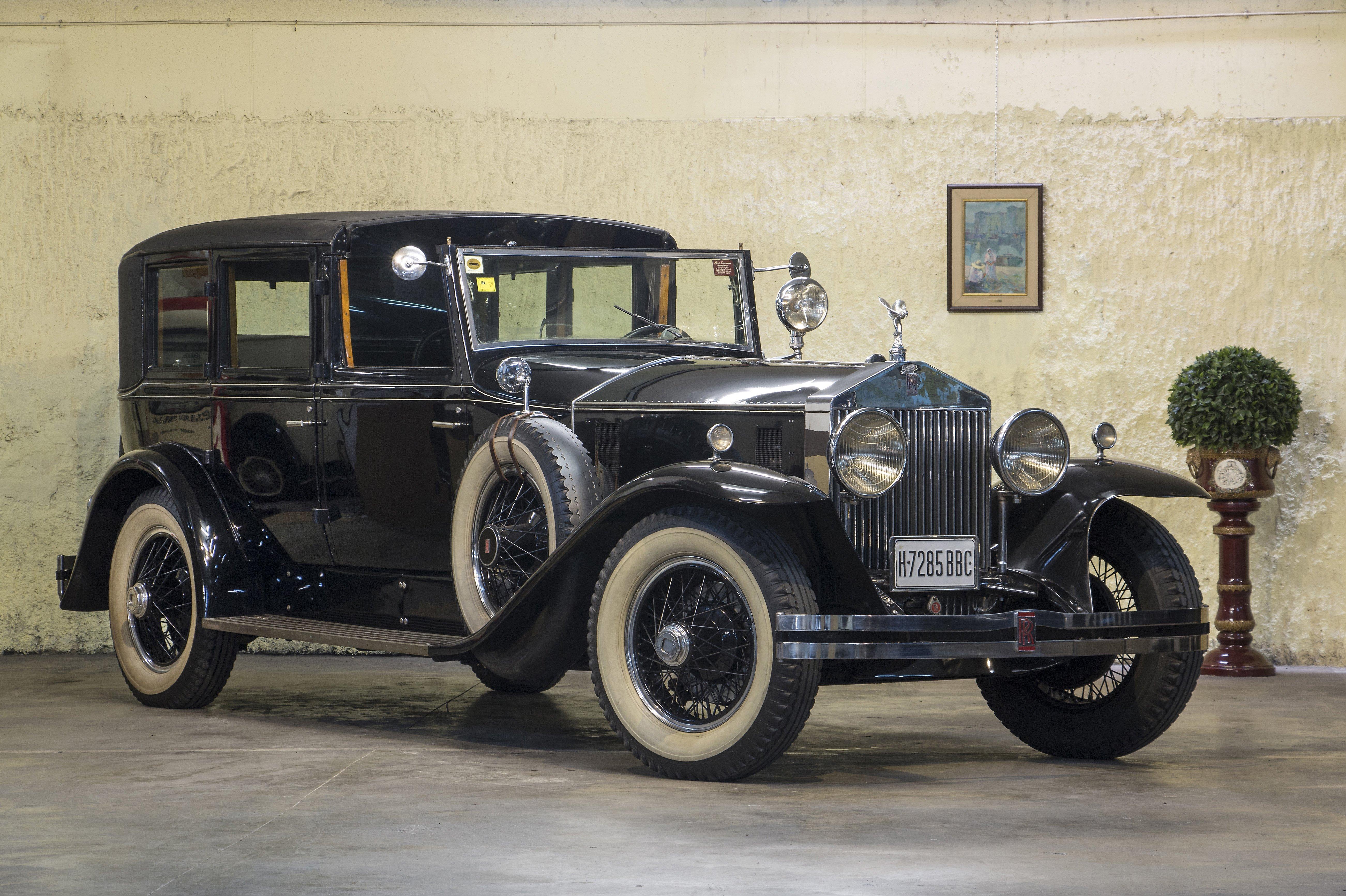 1928 rolls royce phantom i brewster saint andrew springfield classic driver market classic driver