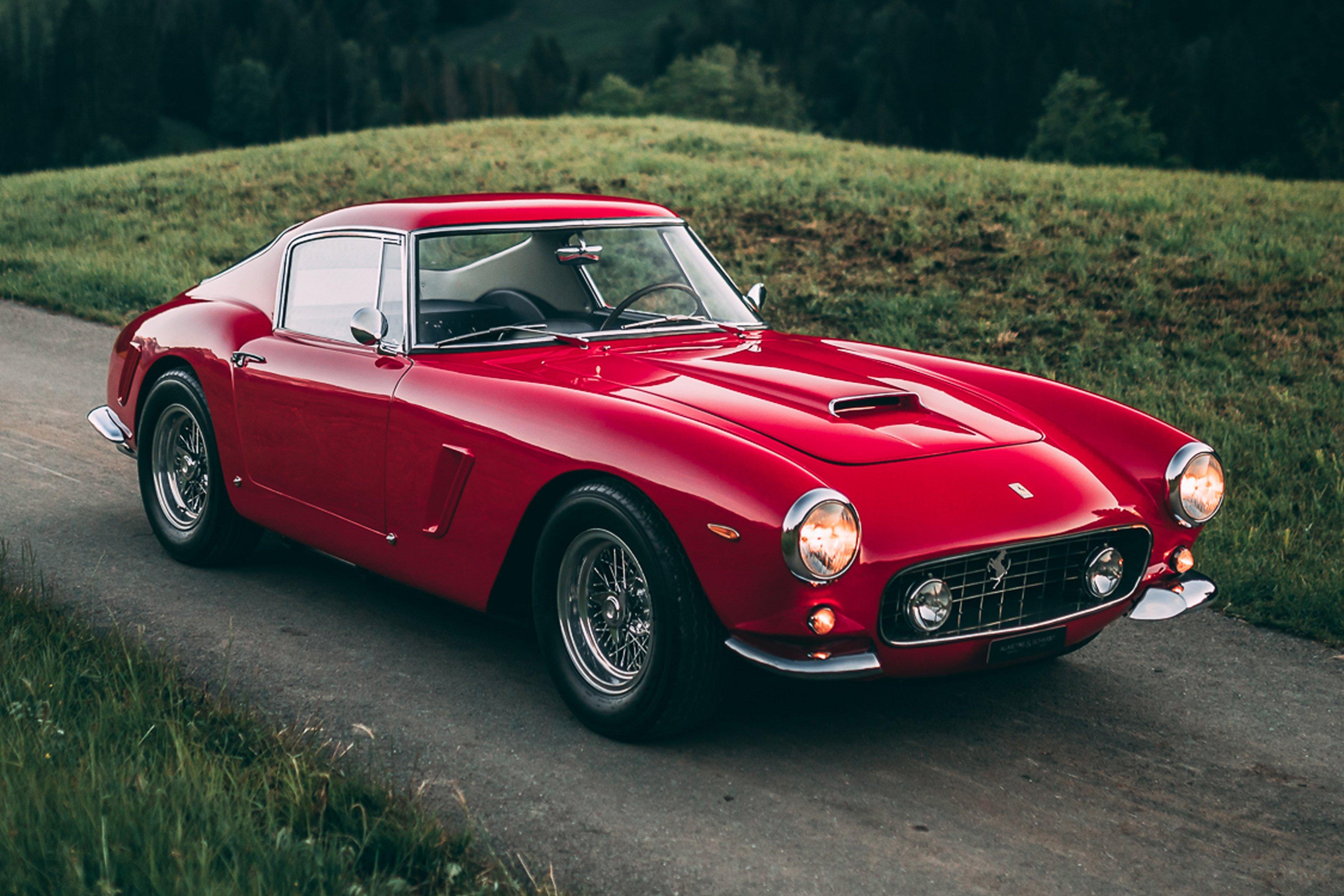 1961 Ferrari 250 Gt Swb Berlinetta Classic Driver Market