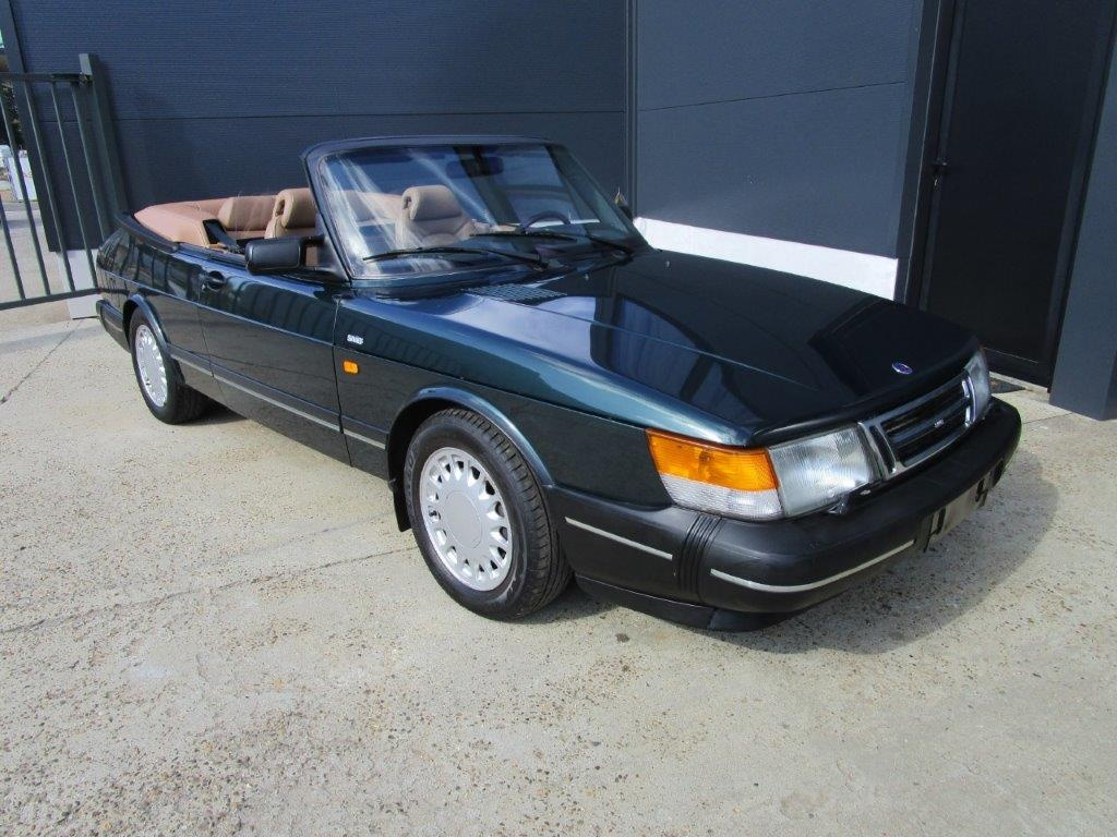 1991 Saab 900 Cabrio Classic Driver Market Wiring
