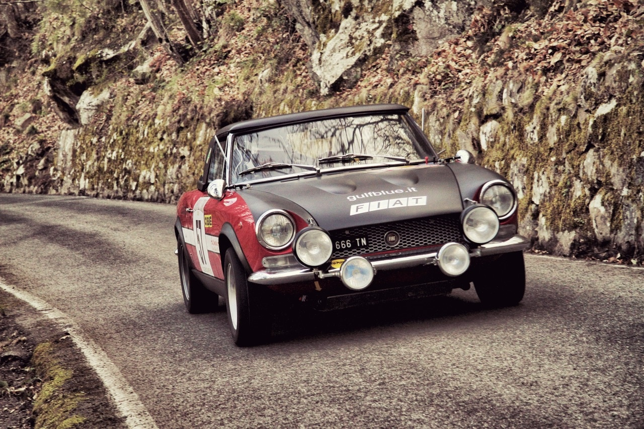 1974 Fiat 124 Sport Spider 1 8 Rally Abarth Kit Classic Driver Market