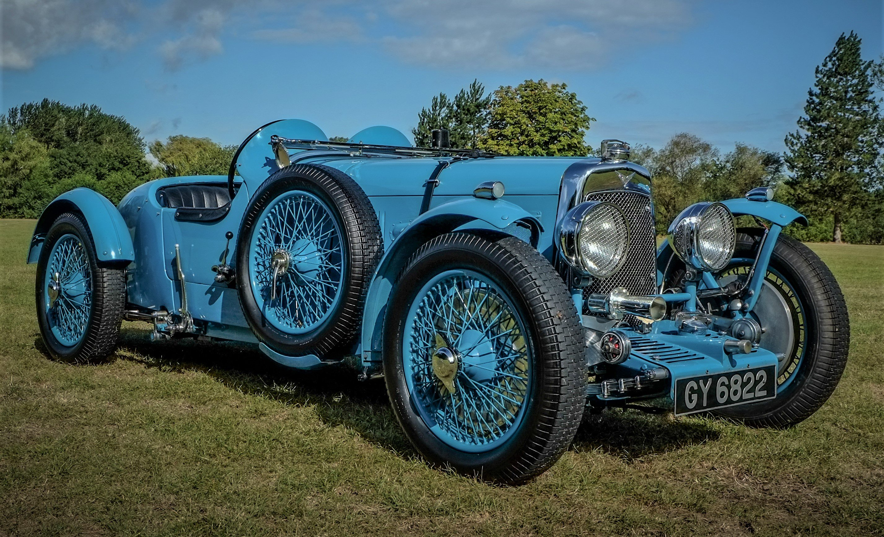 1931 Aston Martin 1 5 Litre International Le Mans Classic Driver Market