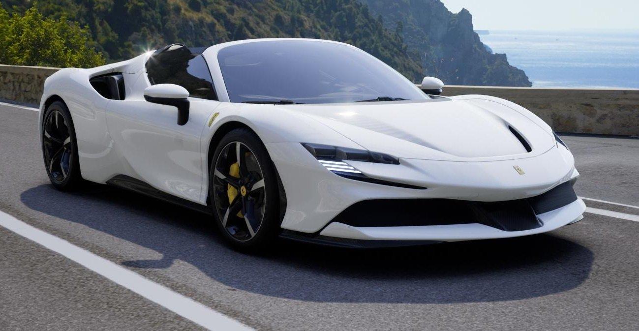 2021 Ferrari Sf90 Spider Classic Driver Market