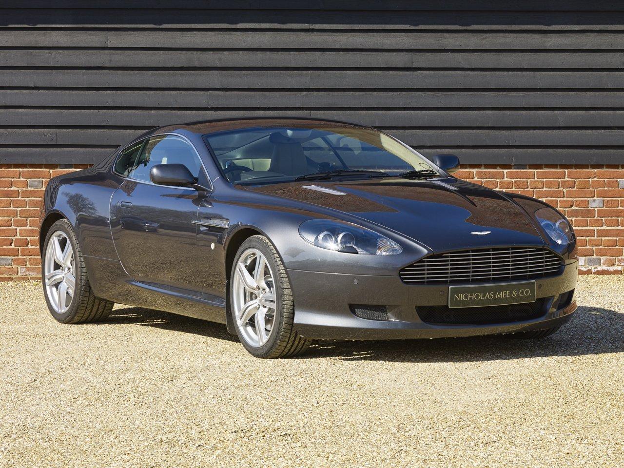 2008 Aston Martin Db9 Sports Pack Classic Driver Market