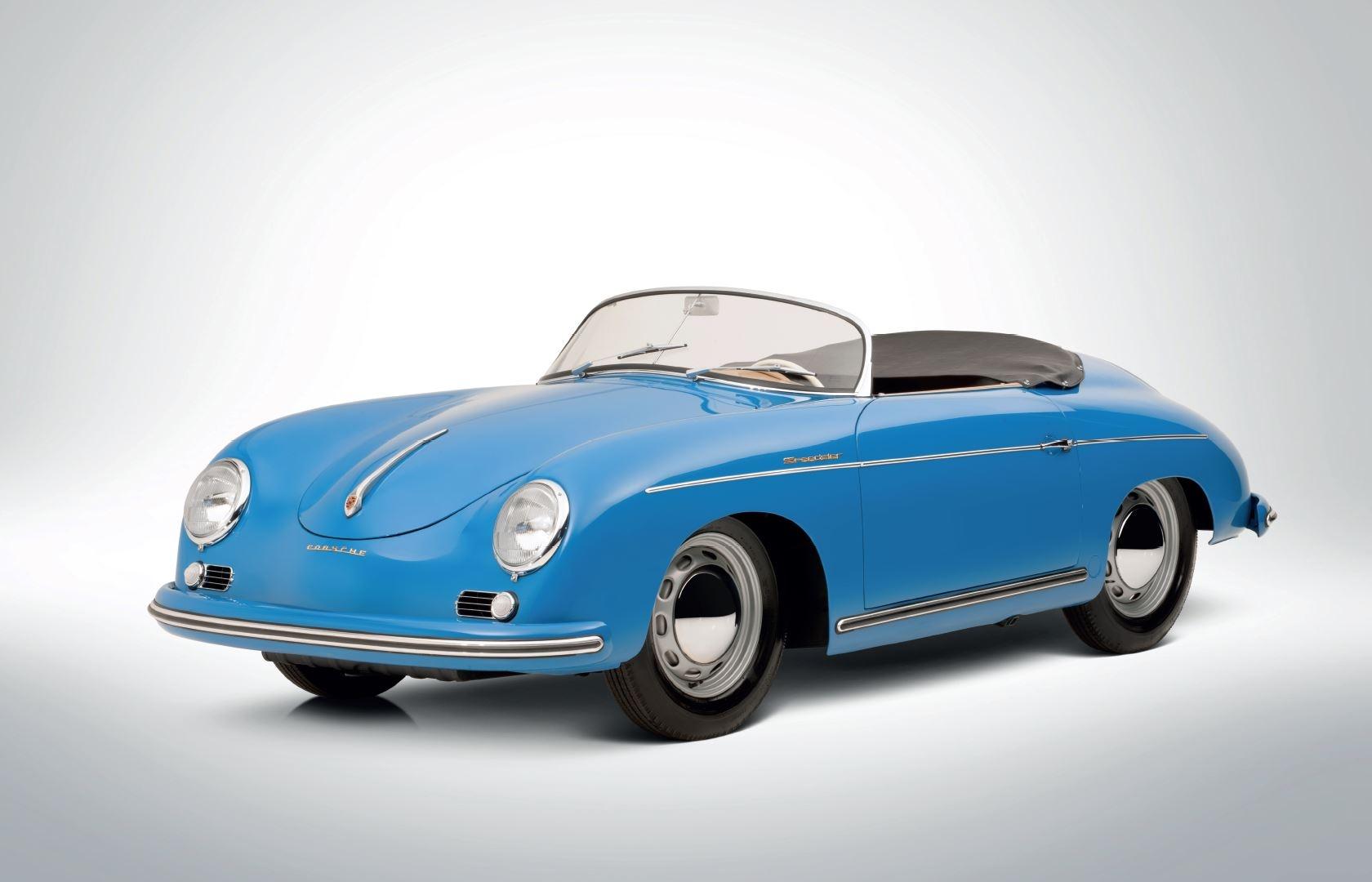 1955 Porsche 356 Pre A Speedster Classic Driver Market