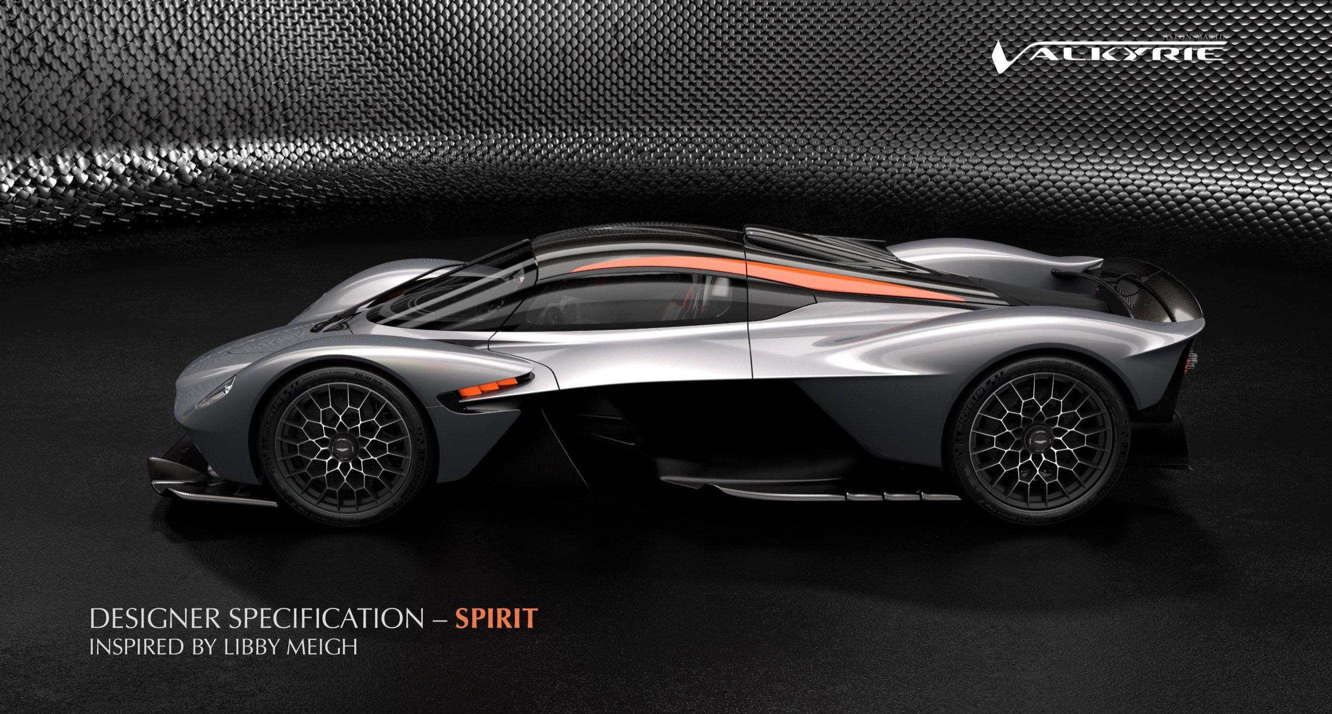 2020 Aston Martin Valkyrie Amrb001 Classic Driver Market
