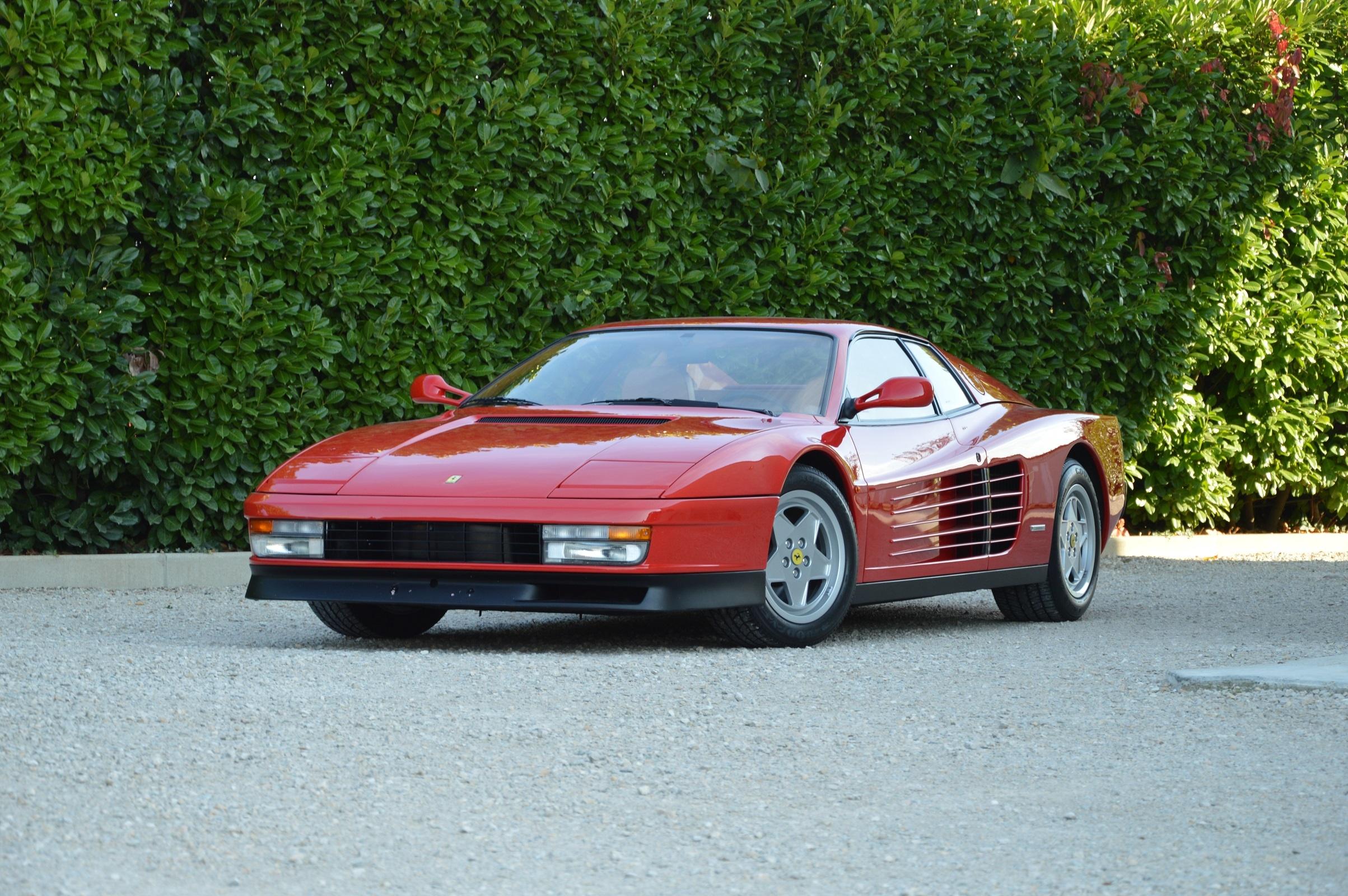 1984 Ferrari Testarossa Berlinette Classic Driver Market
