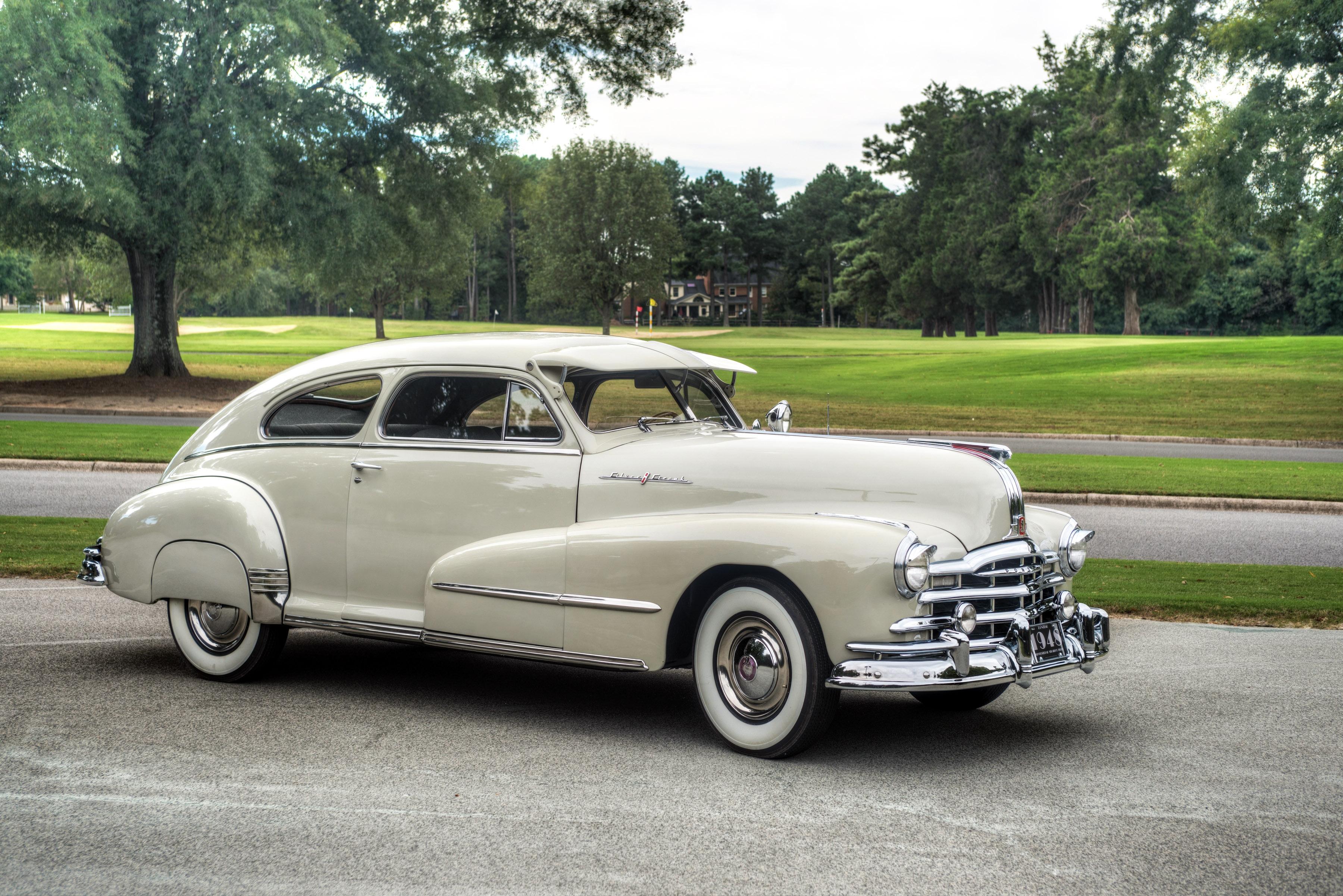 1948 Pontiac Torpedo Eight Classic Driver Market