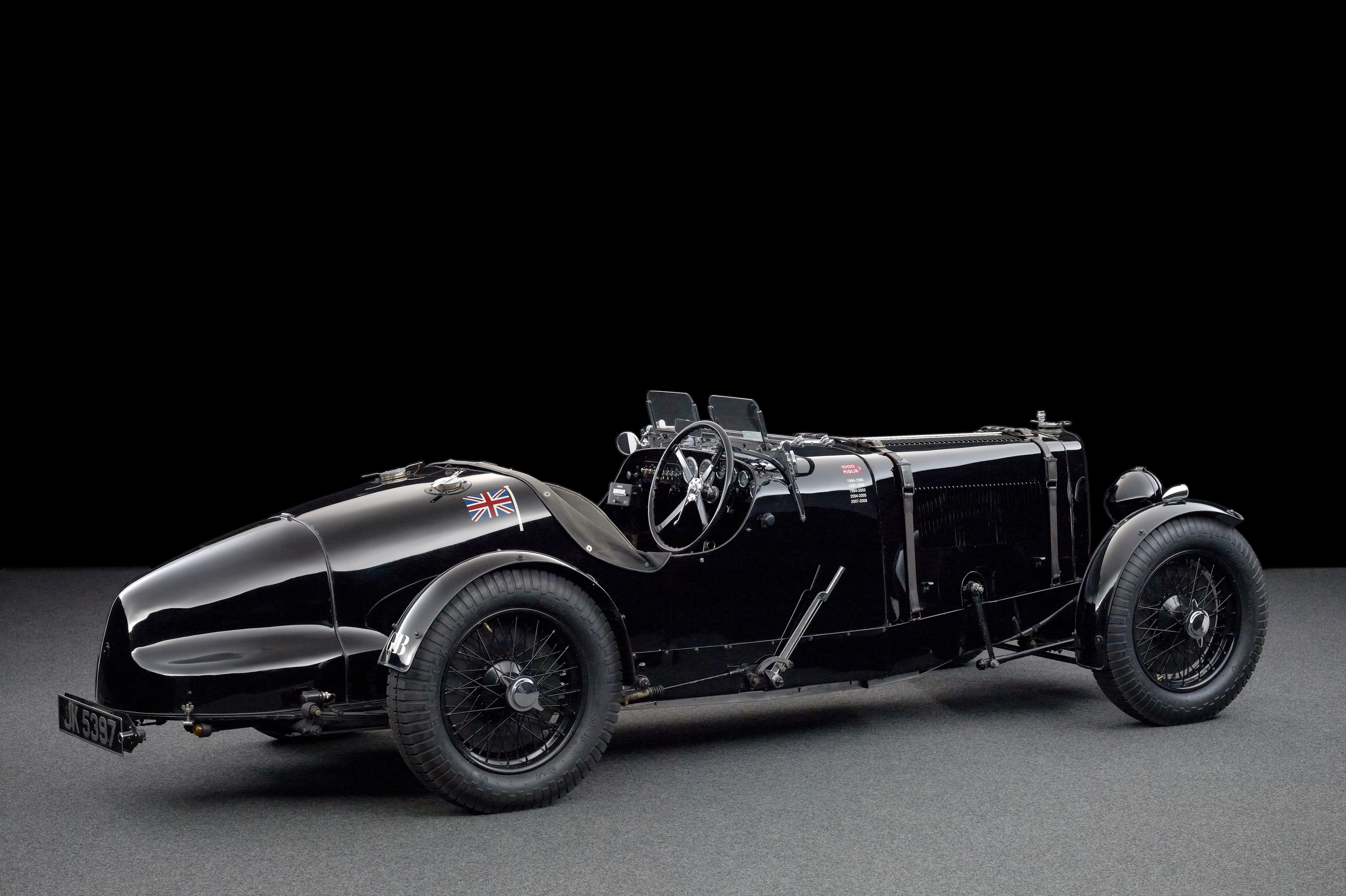 1936 Aston Martin Ulster Vintage Car For Sale