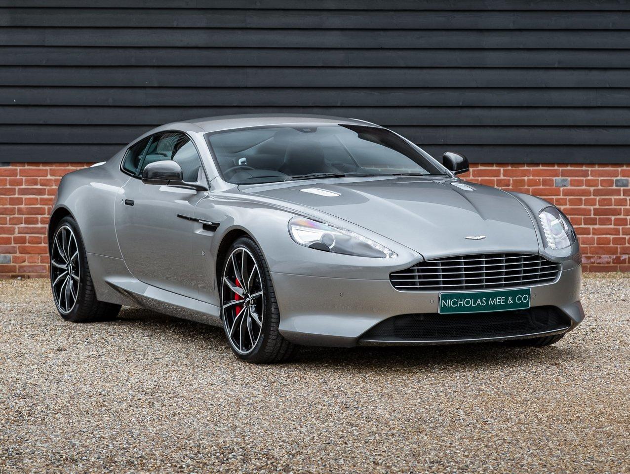 2015 Aston Martin Db9 Gt Classic Driver Market