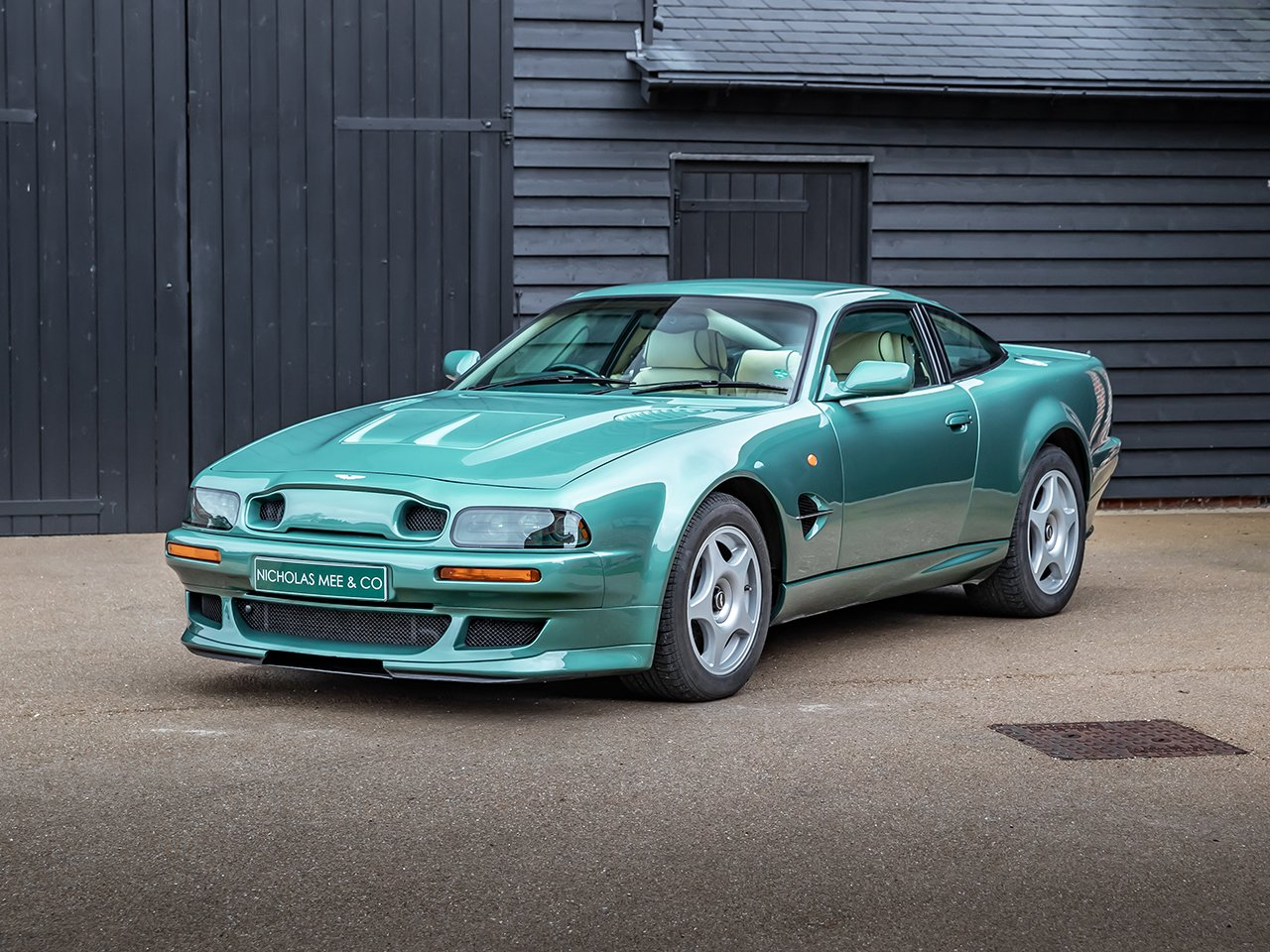 2000 Aston Martin Vantage V550 600 Vantage Le Mans Classic Driver Market
