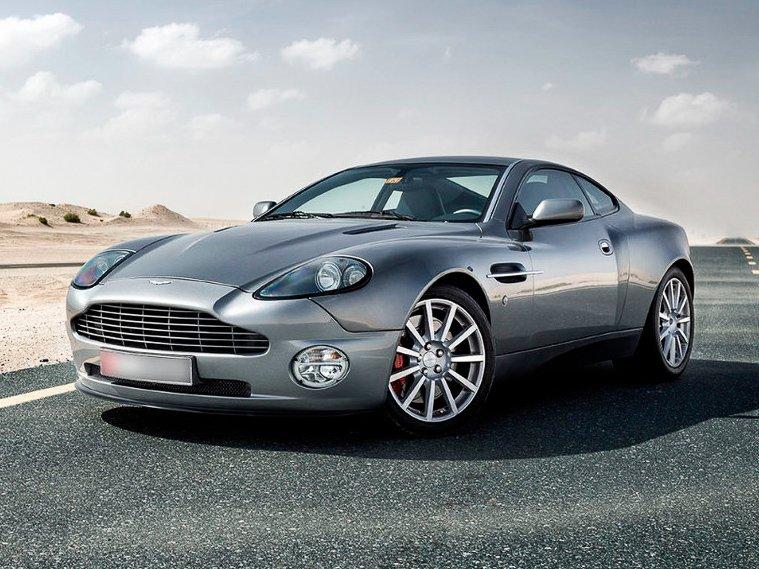 2007 Aston Martin Vanquish S Classic Driver Market