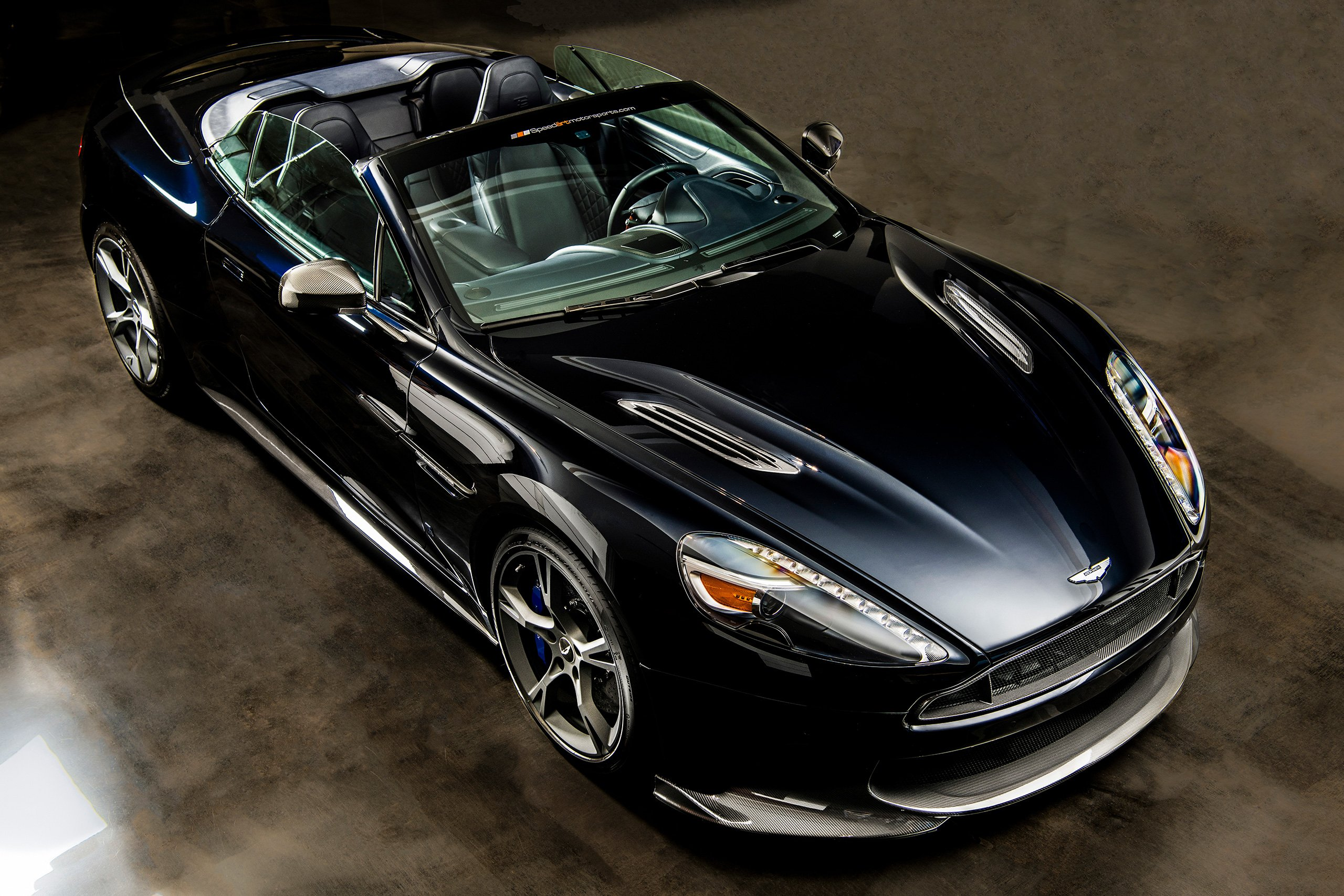 2018 Aston Martin Vanquish S Volante Tom Brady Edition Classic Driver Market
