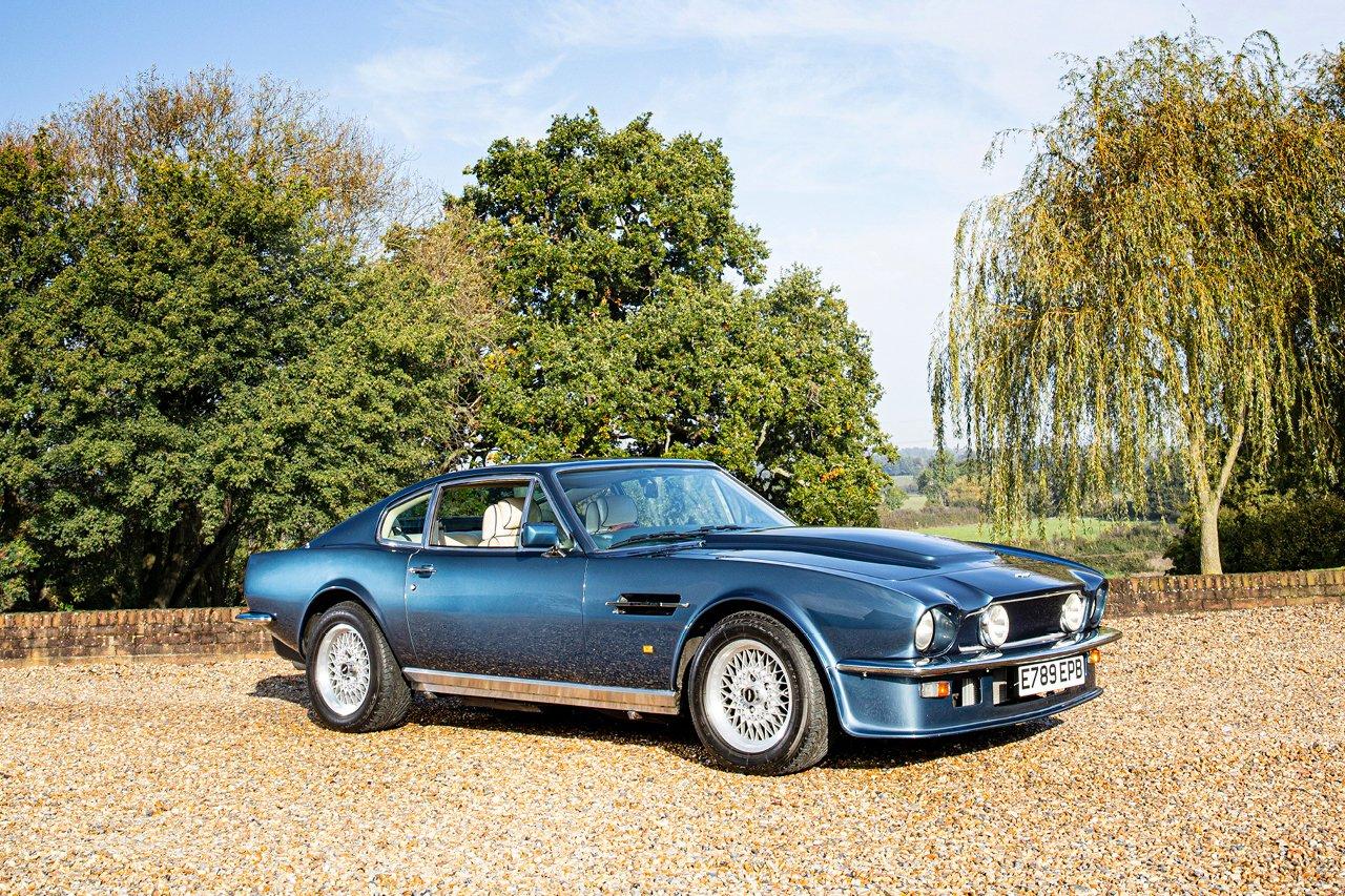1987 Aston Martin V8 Vantage X Pack Classic Driver Market