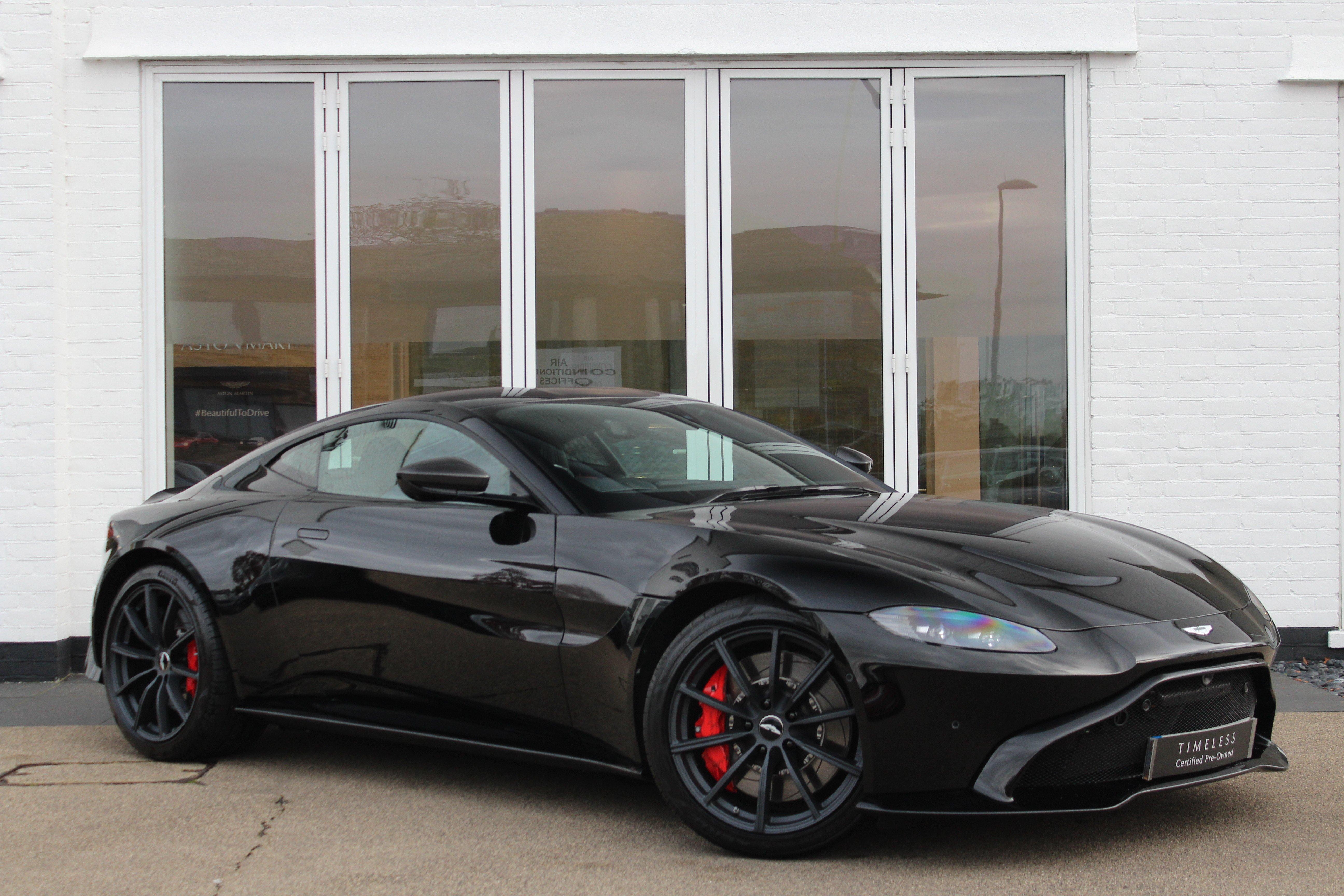 2019 Aston Martin Vantage Classic Driver Market