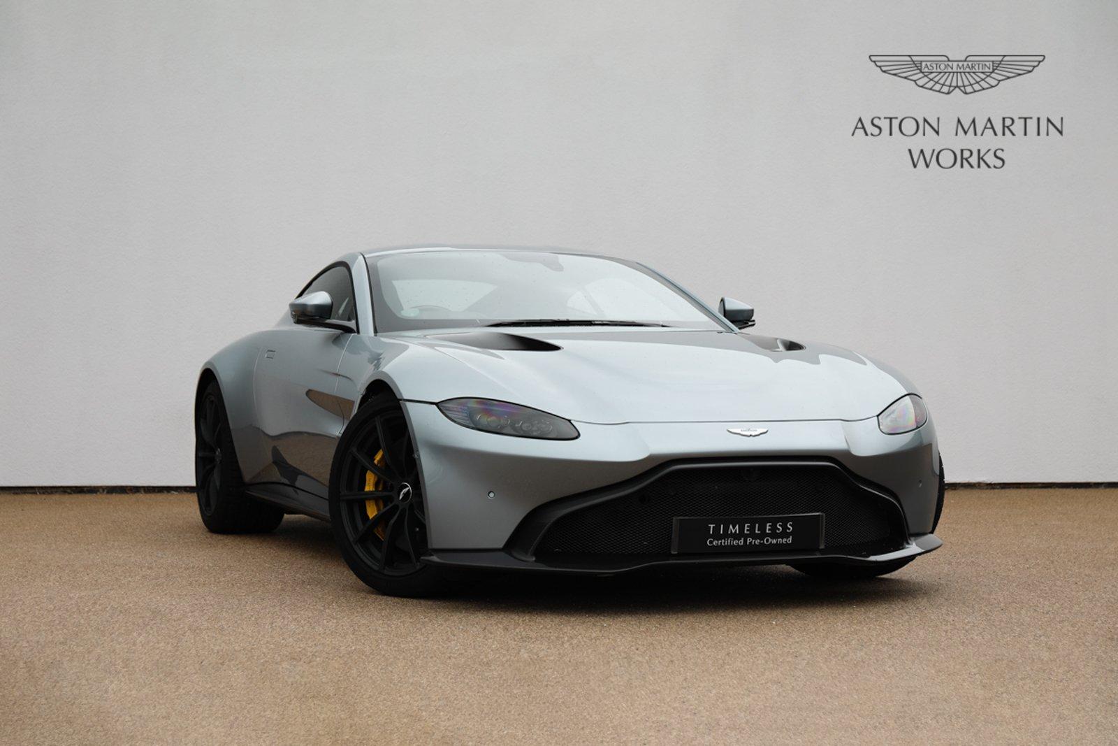 2018 Aston Martin V8 Vantage Ceo Edition 1 Of 6 Classic Driver Market