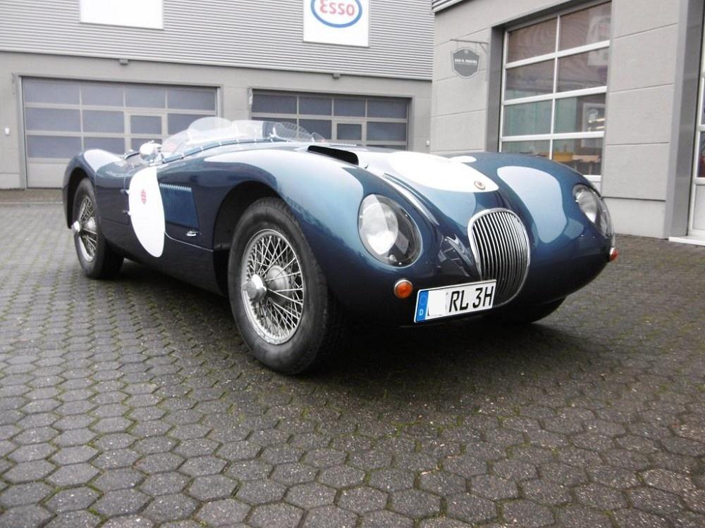 LEO B. PESCHL Classic Sports Cars GmbH   Classic Driver