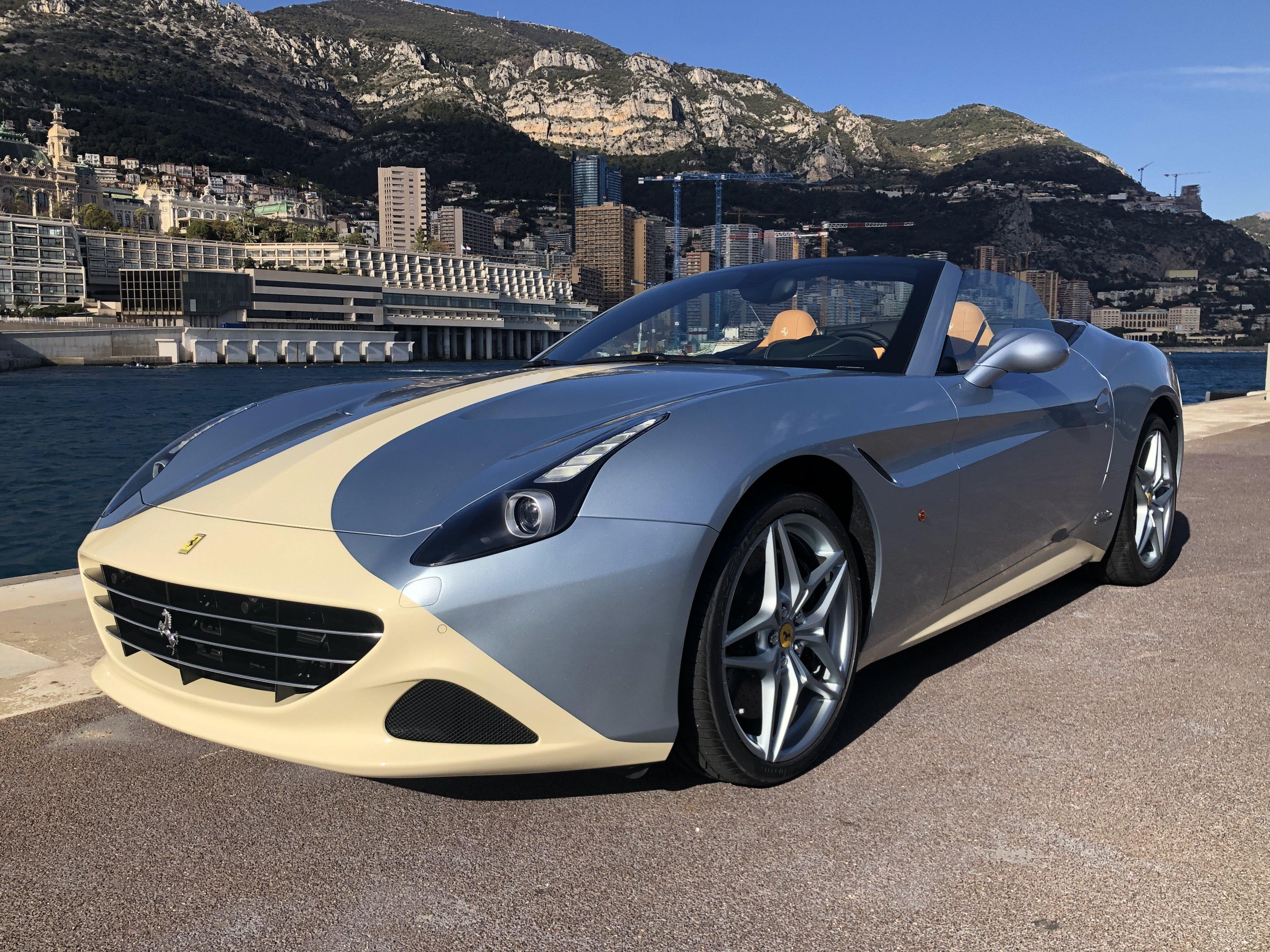 2017 Ferrari California T 70th Classic Driver Market