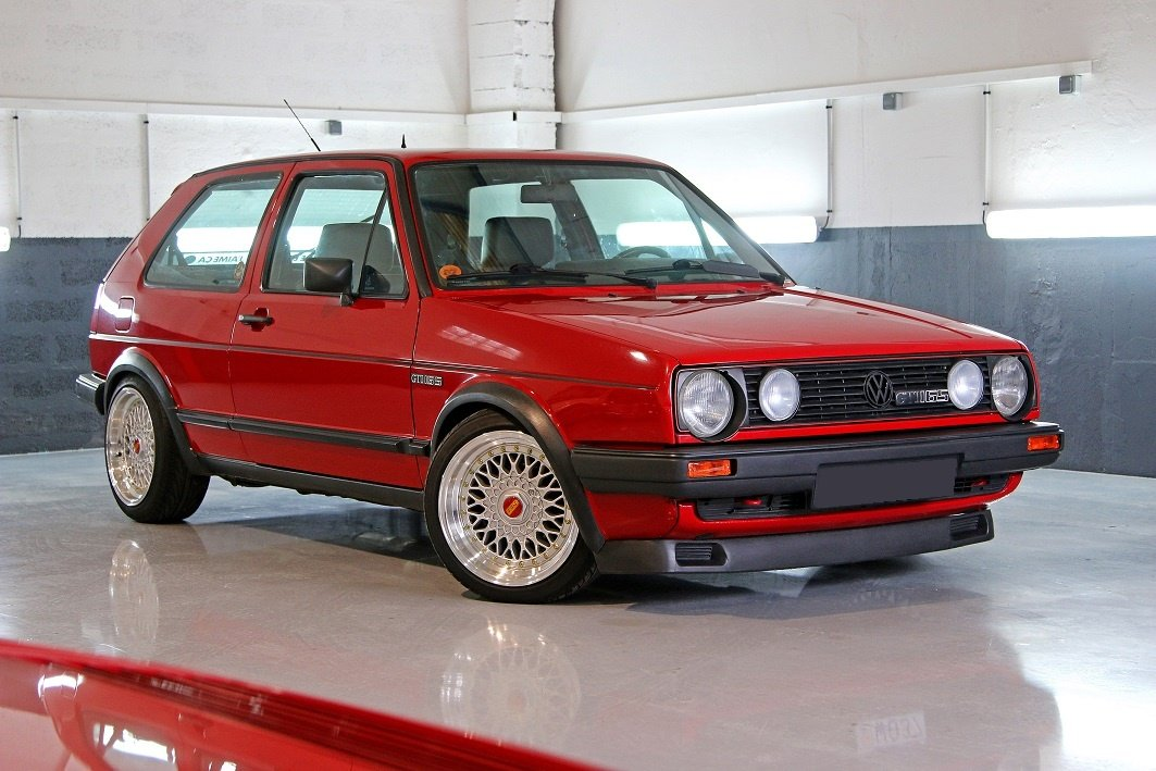 1986 vw golf gti 16s classic driver market. Black Bedroom Furniture Sets. Home Design Ideas