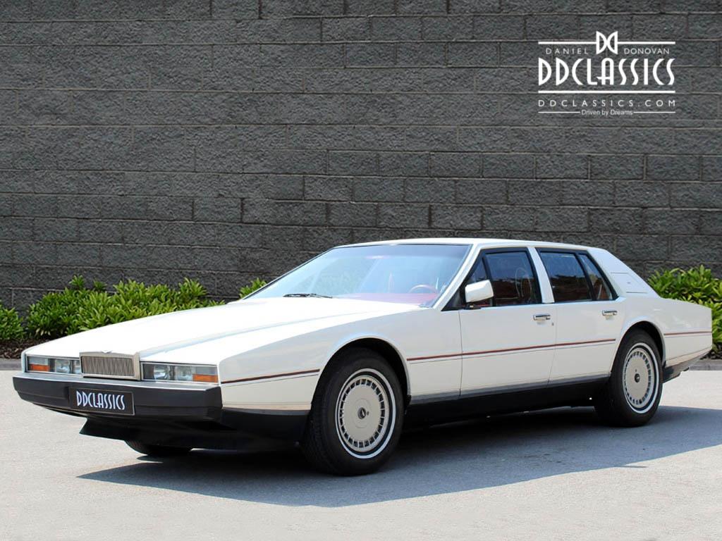 1985 aston martin lagonda - oldtimer zu verkaufen