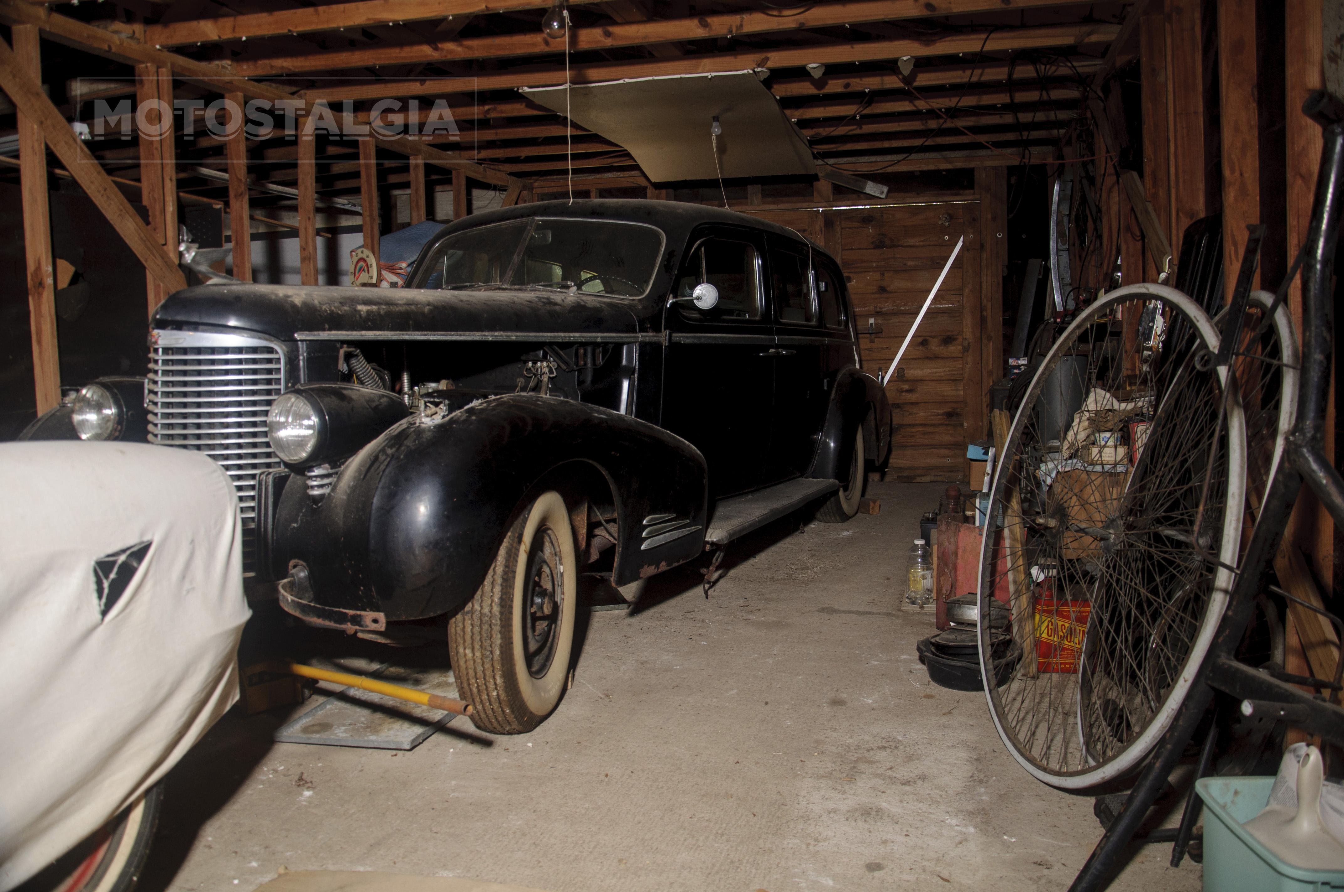 1938 Cadillac Fleetwood Series 38 90 V 16 Limo Classic 1951 Sedan Driver Market