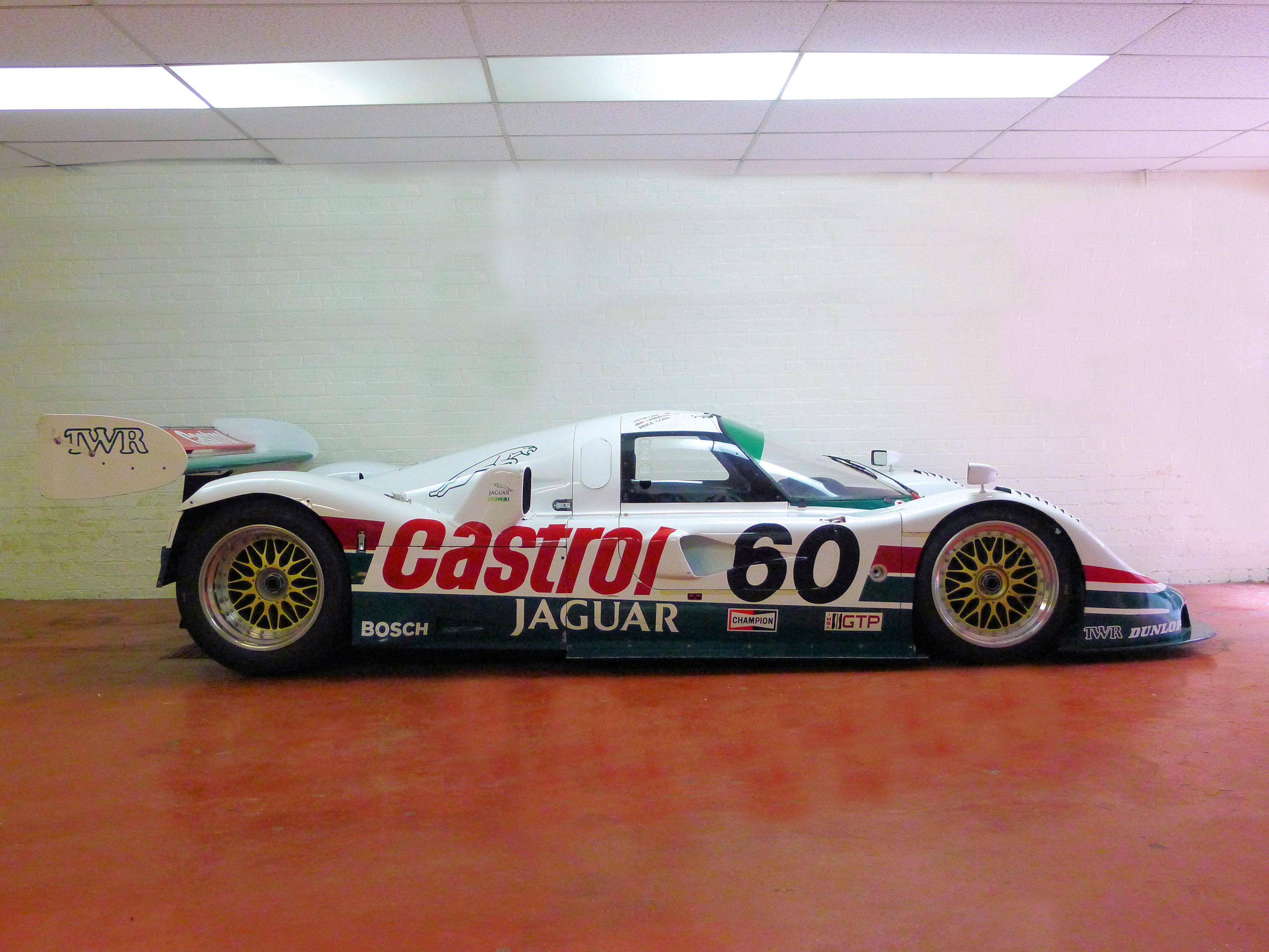 1989 Jaguar XJR Racing Car - XJR-10   Classic Driver Market