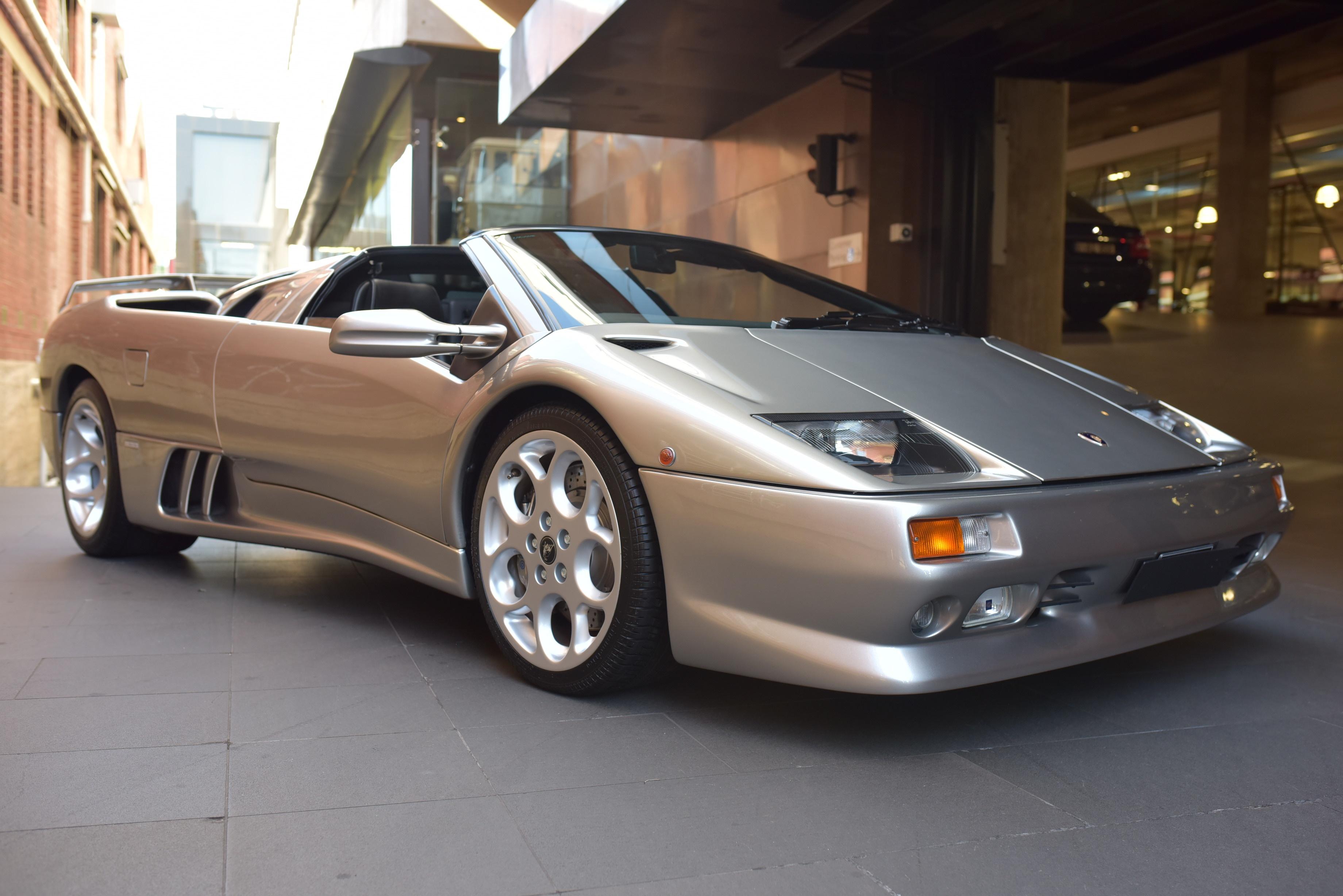 2000 Lamborghini Diablo   Classic Driver Market