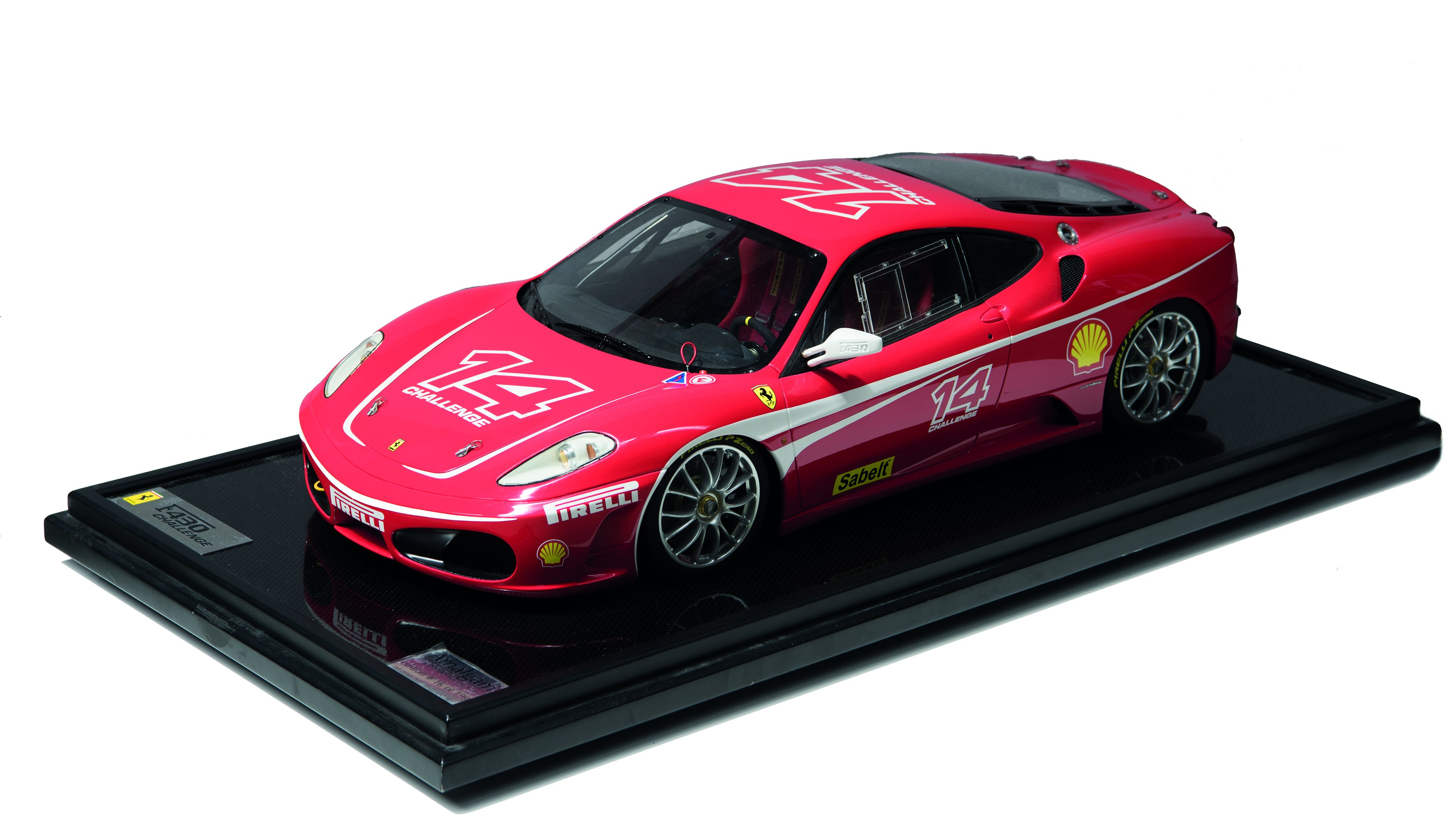 Amalgam Ferrari F430 Challenge Limited Edition 16 199 Classic Driver Market