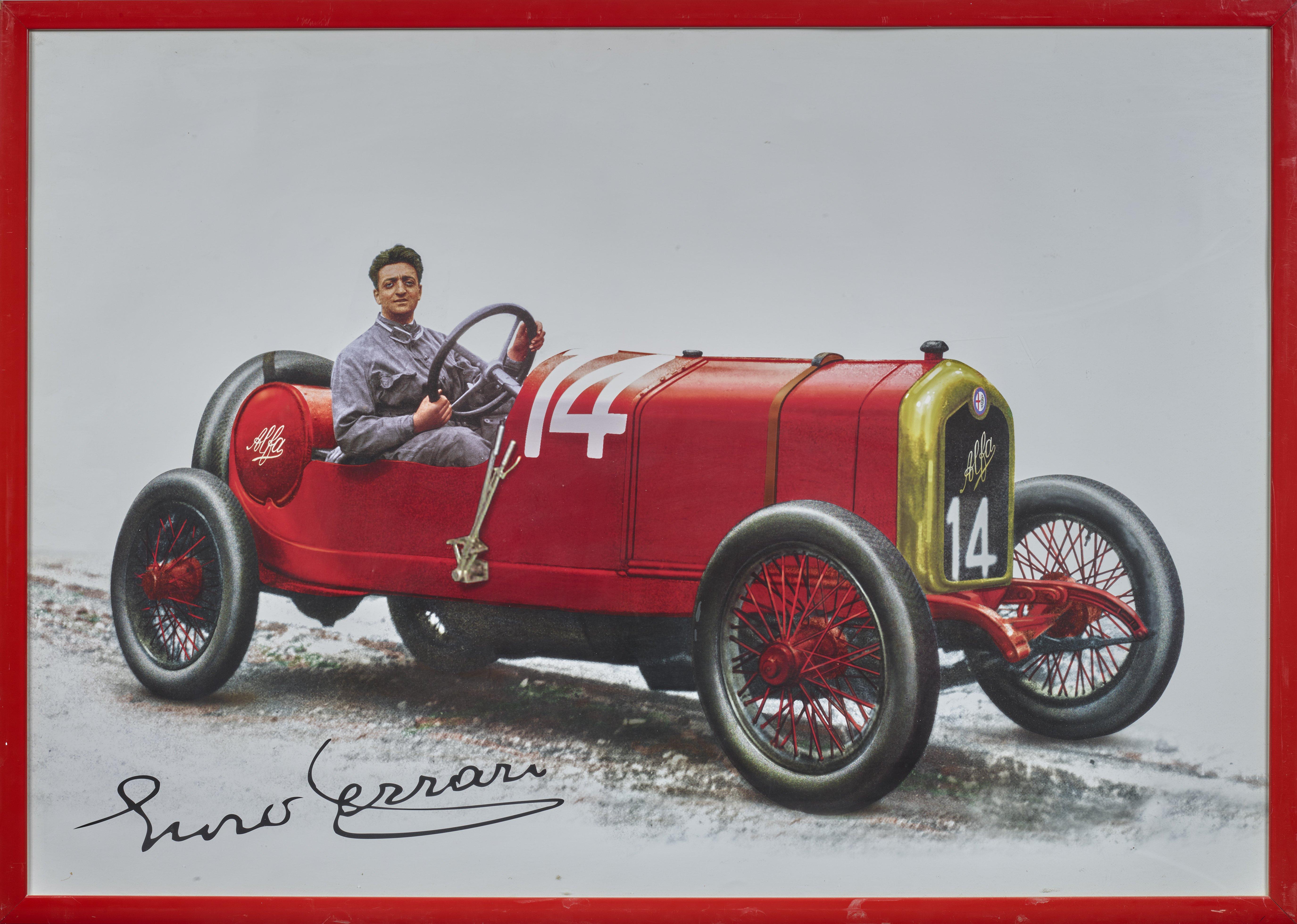 Enzo Ferrari Targa Florio 1920 Classic Driver Market
