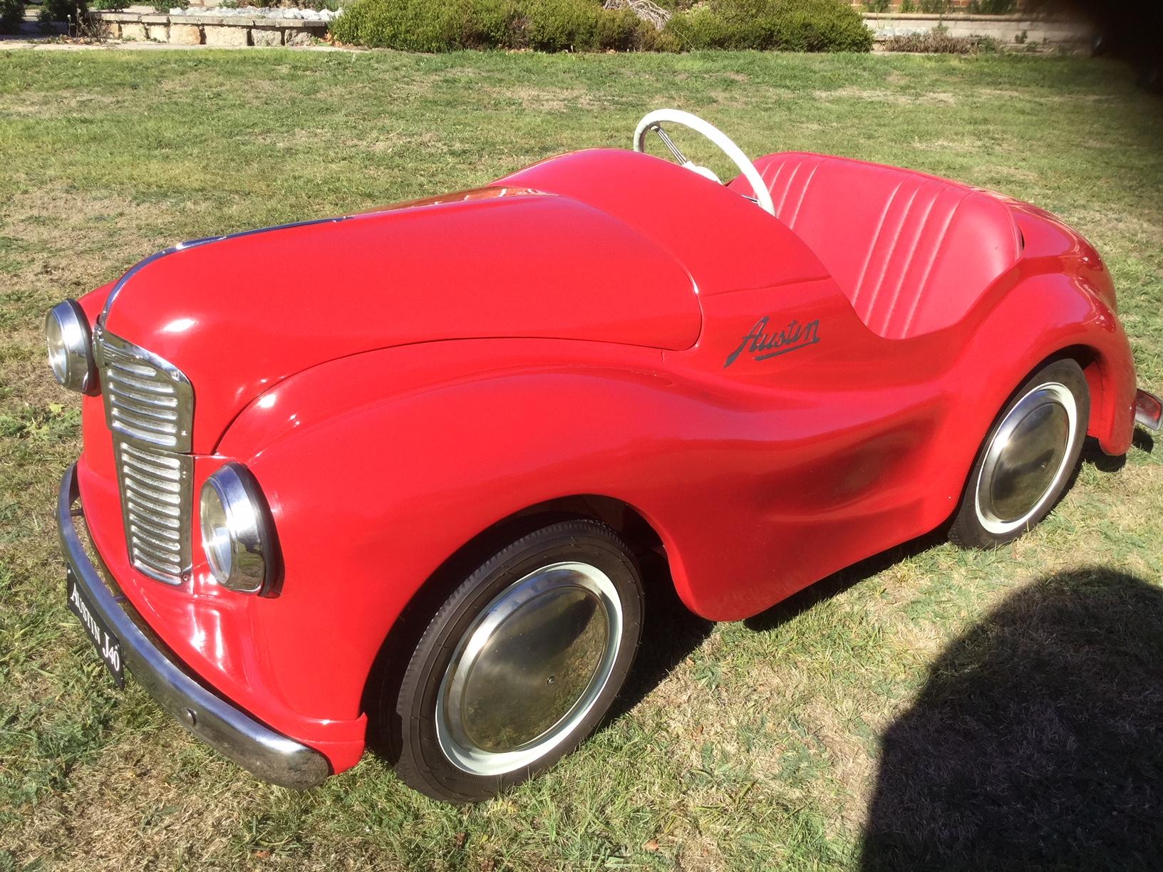 Austin J40 Pedal Car Classic Driver Market