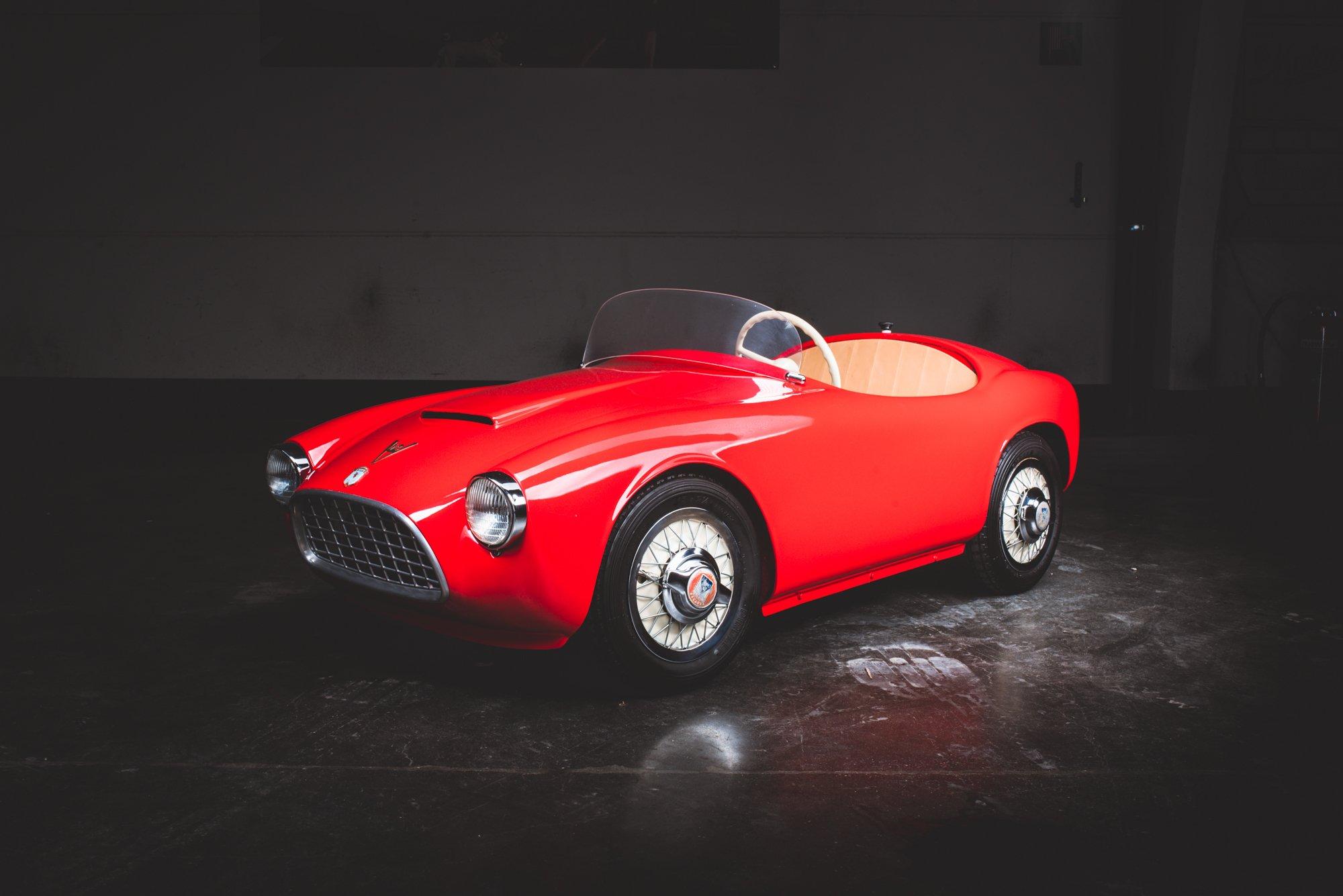 1956 Ferrari Bimbo Racer Child S Car Classic Driver Market