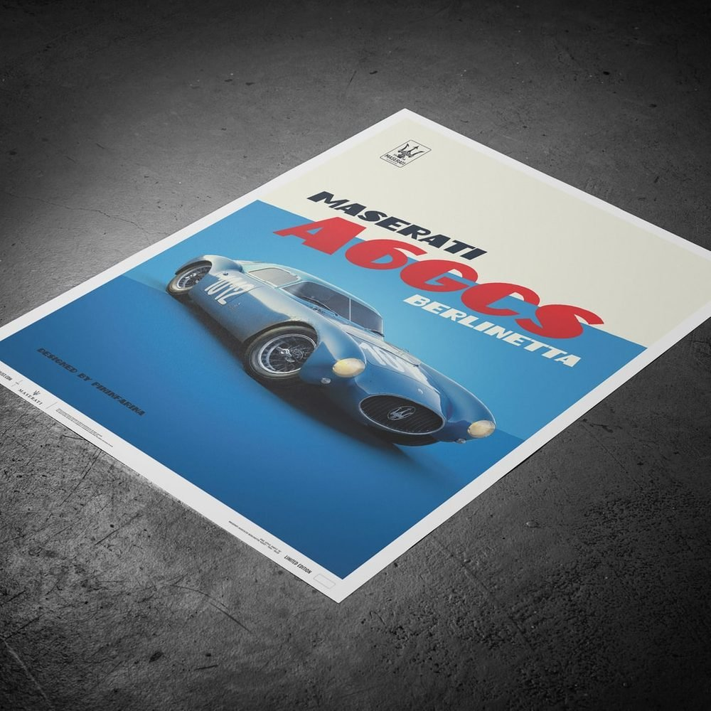 Steve McQueen Le Mans Porte Affiche NEUF #3 Gulf