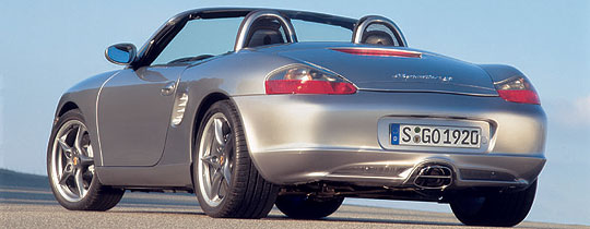 Porsche Launches 50 Years Of The 550 Spyder Branded