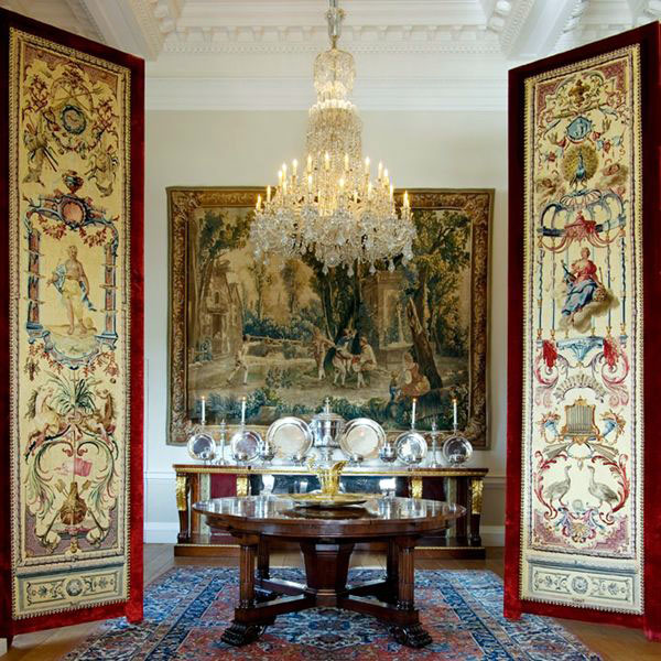 Alberto Pinto  Interieurs Royal