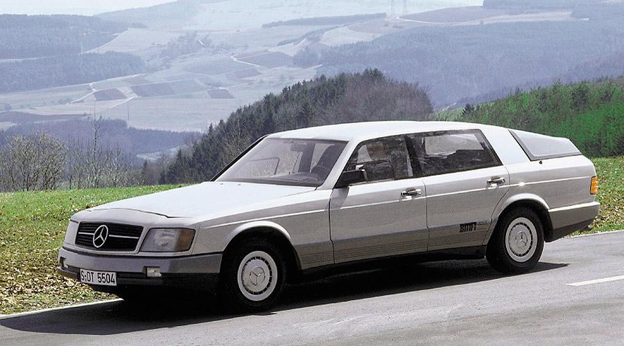 Classic concepts 1981 mercedes benz auto 2000 classic for Mercedes benz classic magazine