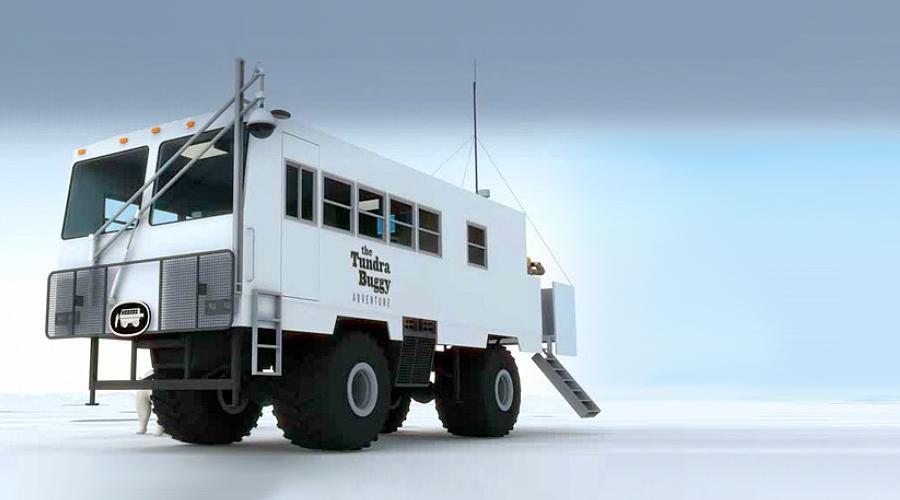 Unimog For Sale >> Tundra Buggy: dancing with polar bears | Classic Driver ...